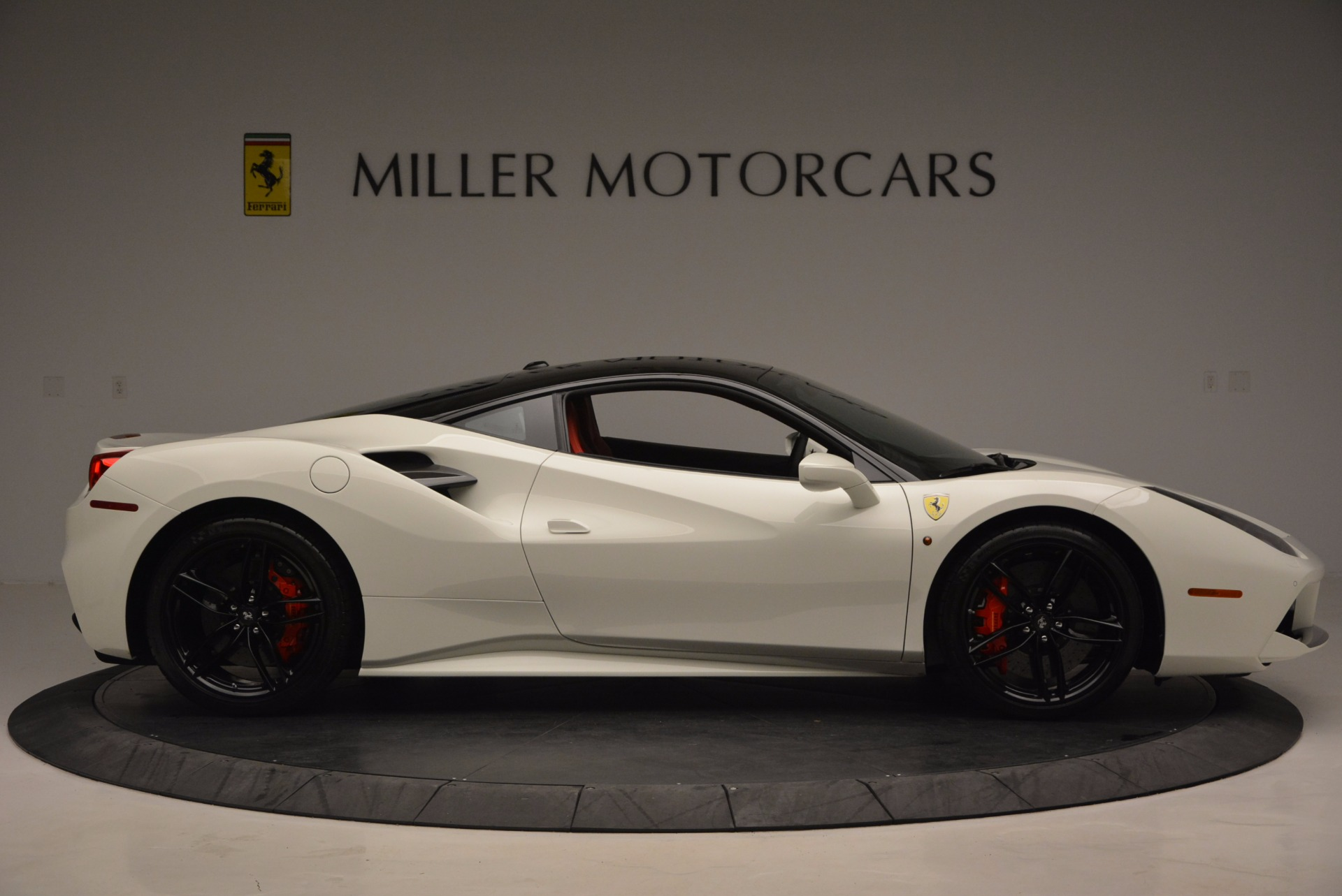Used 2016 Ferrari 488 GTB  For Sale In Greenwich, CT 1080_p9