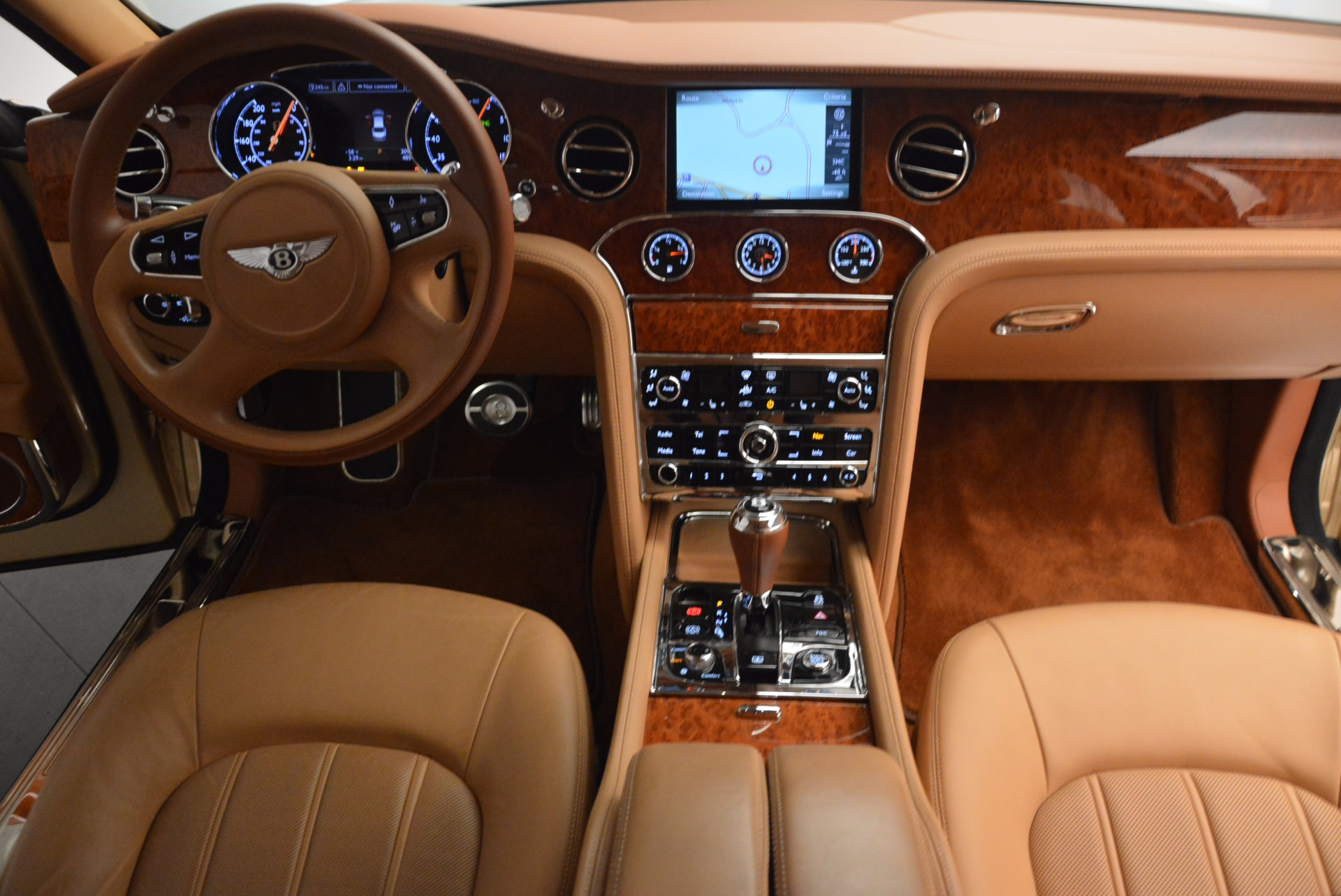 Used 2011 Bentley Mulsanne  For Sale In Greenwich, CT 1081_p43