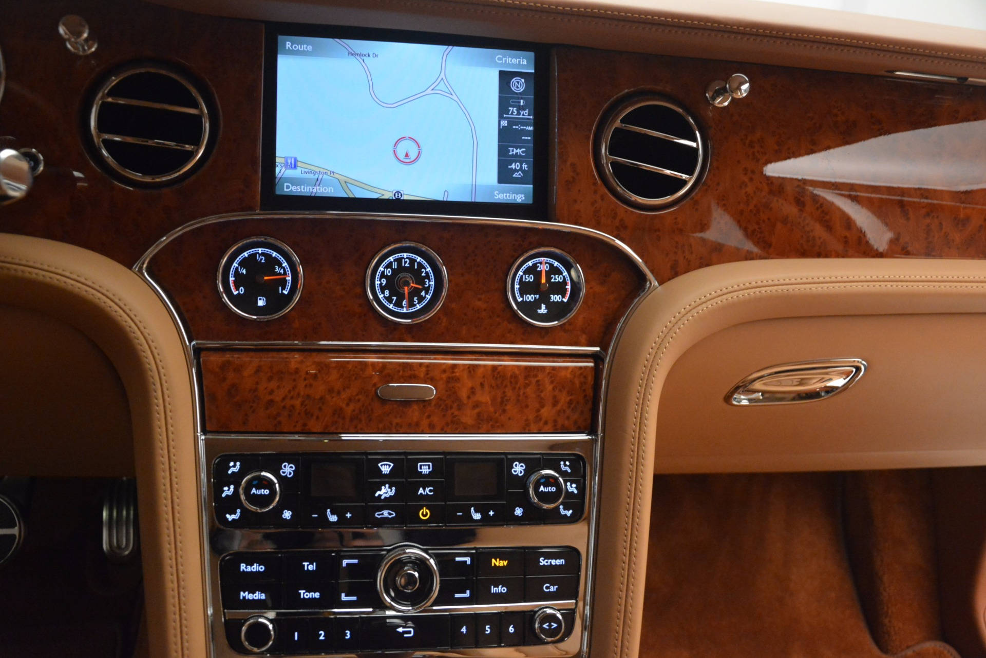 Used 2011 Bentley Mulsanne  For Sale In Greenwich, CT 1081_p44