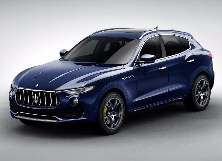 New 2017 Maserati Levante S For Sale In Greenwich, CT 1082_main
