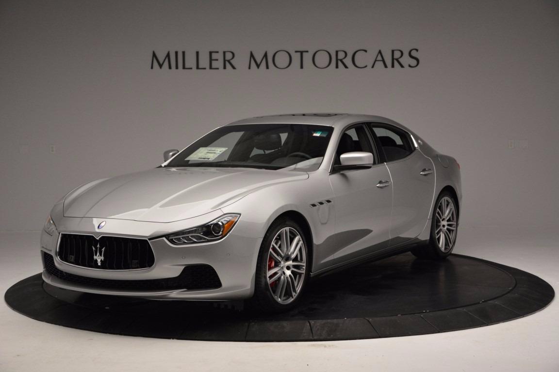 New 2017 Maserati Ghibli S Q4 For Sale In Greenwich, CT 1084_main