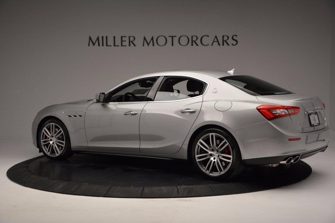 New 2017 Maserati Ghibli S Q4 For Sale In Greenwich, CT 1084_p4