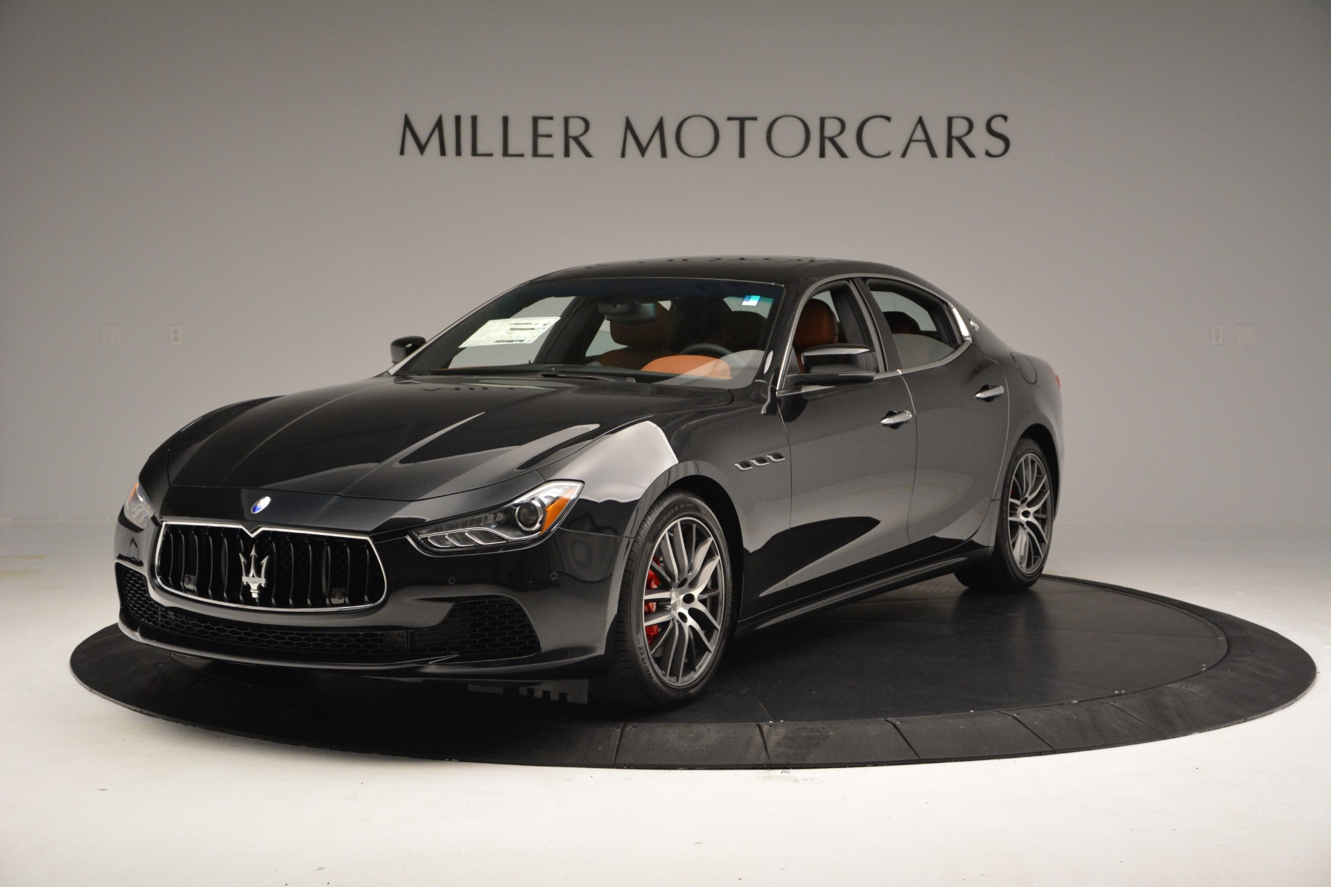 New 2017 Maserati Ghibli SQ4 S Q4 For Sale In Greenwich, CT 1085_main