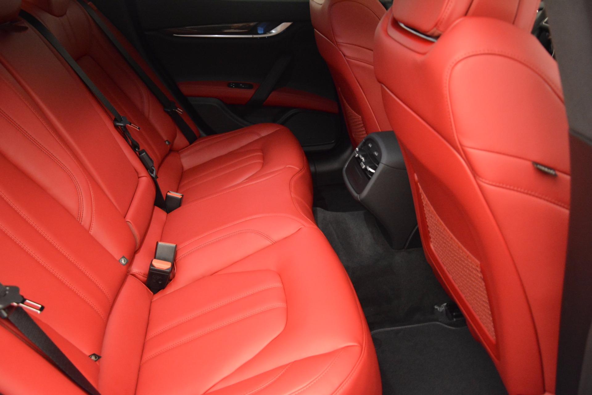 New 2017 Maserati Ghibli SQ4 For Sale In Greenwich, CT 1086_p30