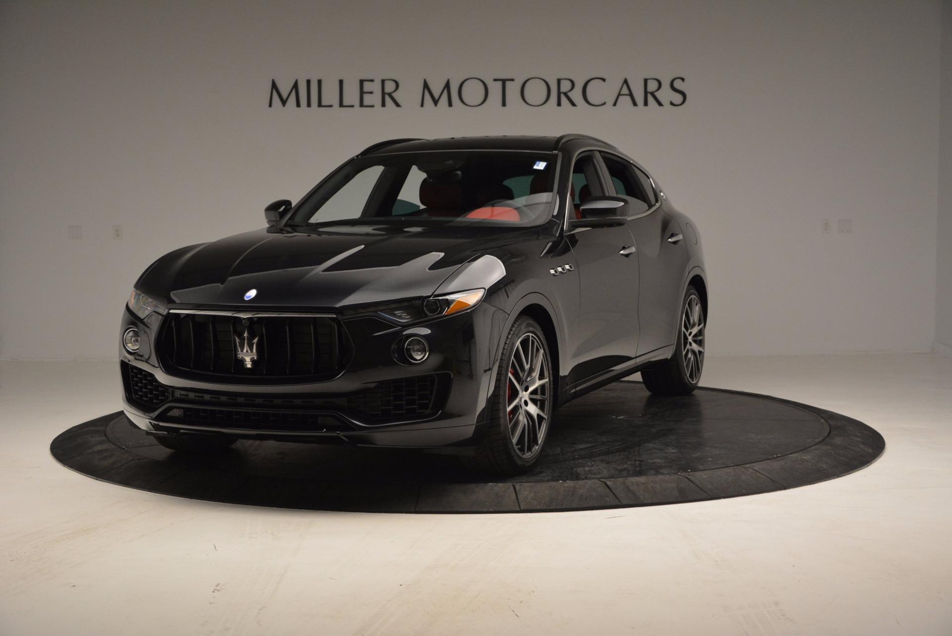 New 2017 Maserati Levante S For Sale In Greenwich, CT 1089_main