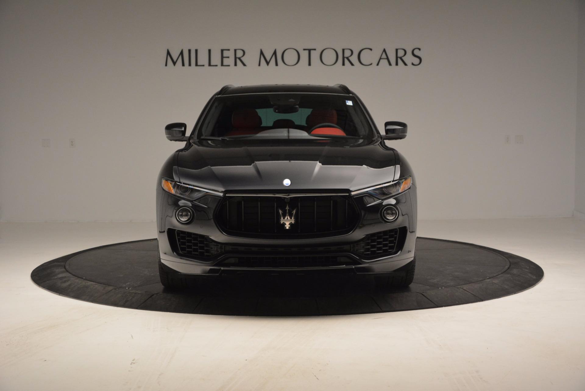 New 2017 Maserati Levante S For Sale In Greenwich, CT 1089_p12