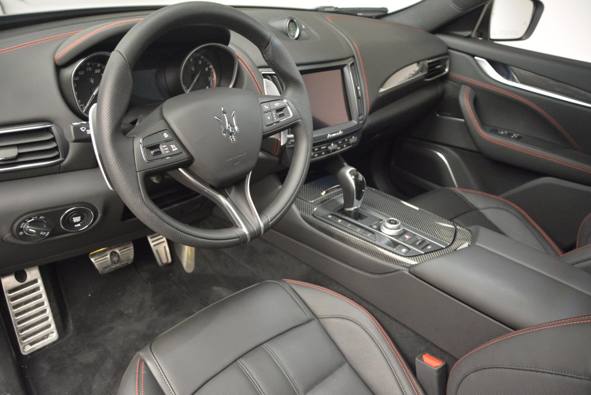 New 2017 Maserati Levante S For Sale In Greenwich, CT 1089_p13