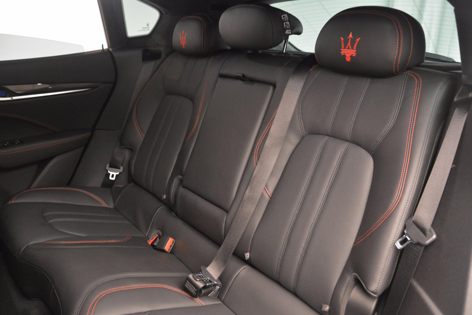 New 2017 Maserati Levante S For Sale In Greenwich, CT 1089_p20