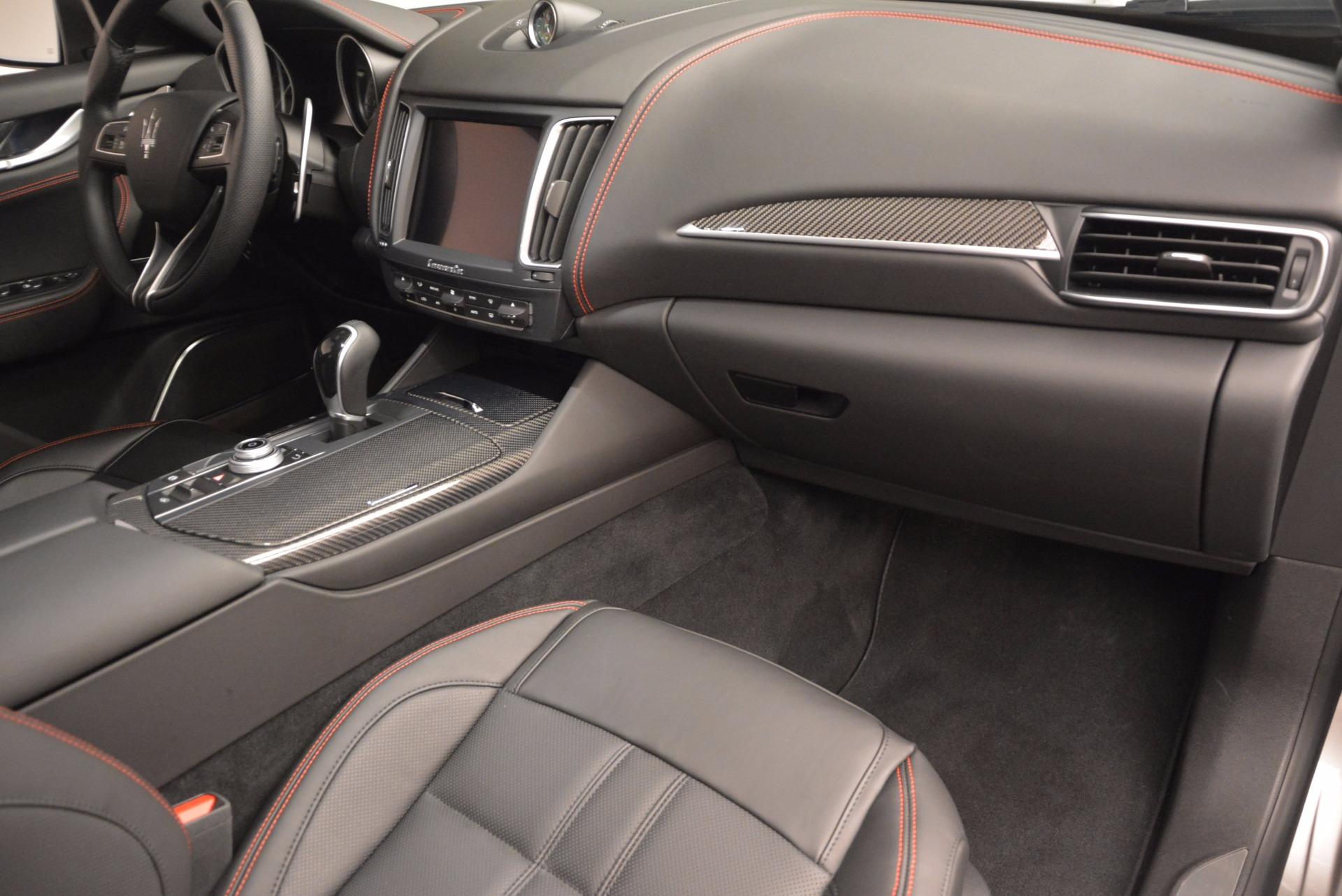 New 2017 Maserati Levante S For Sale In Greenwich, CT 1089_p21