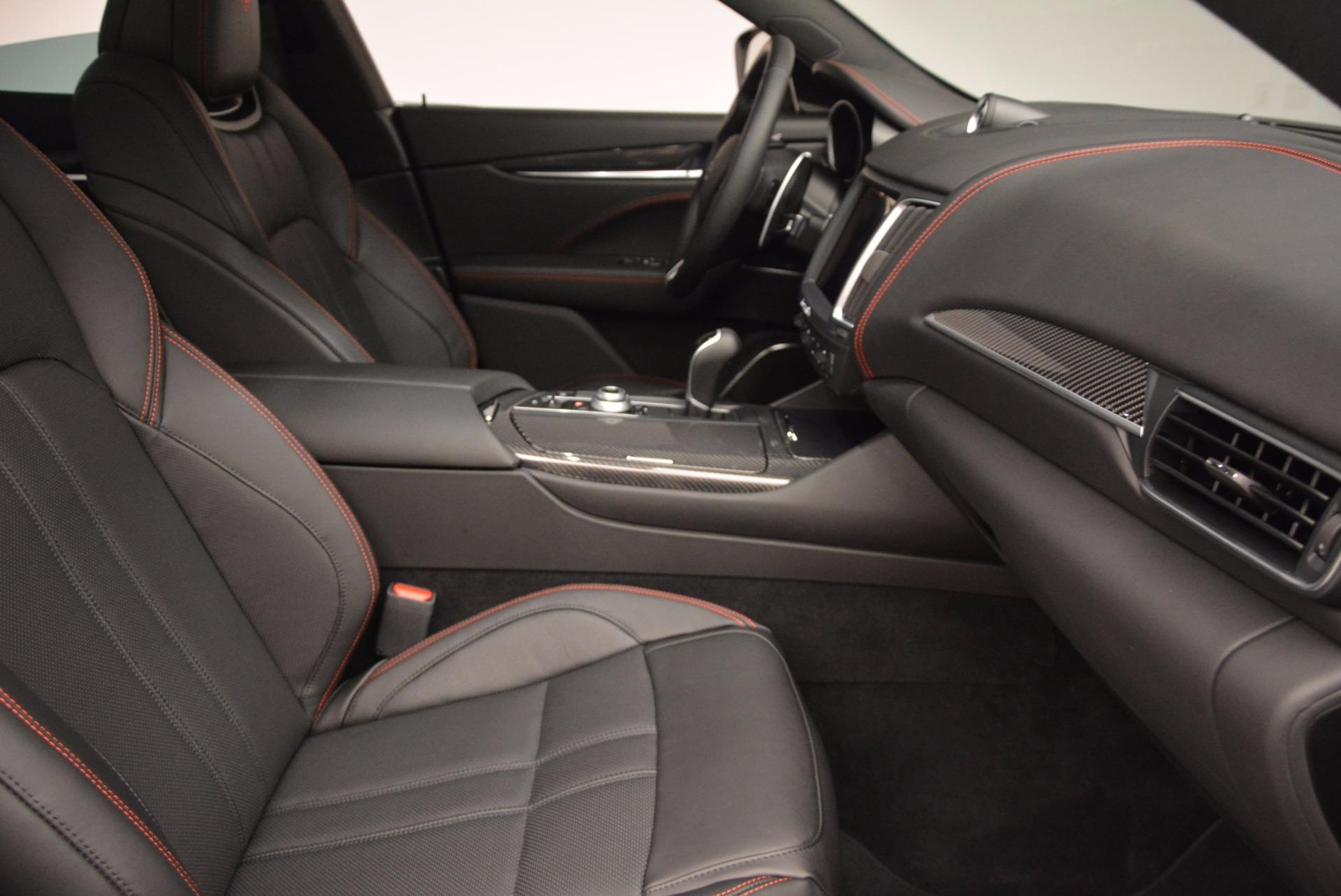 New 2017 Maserati Levante S For Sale In Greenwich, CT 1089_p22