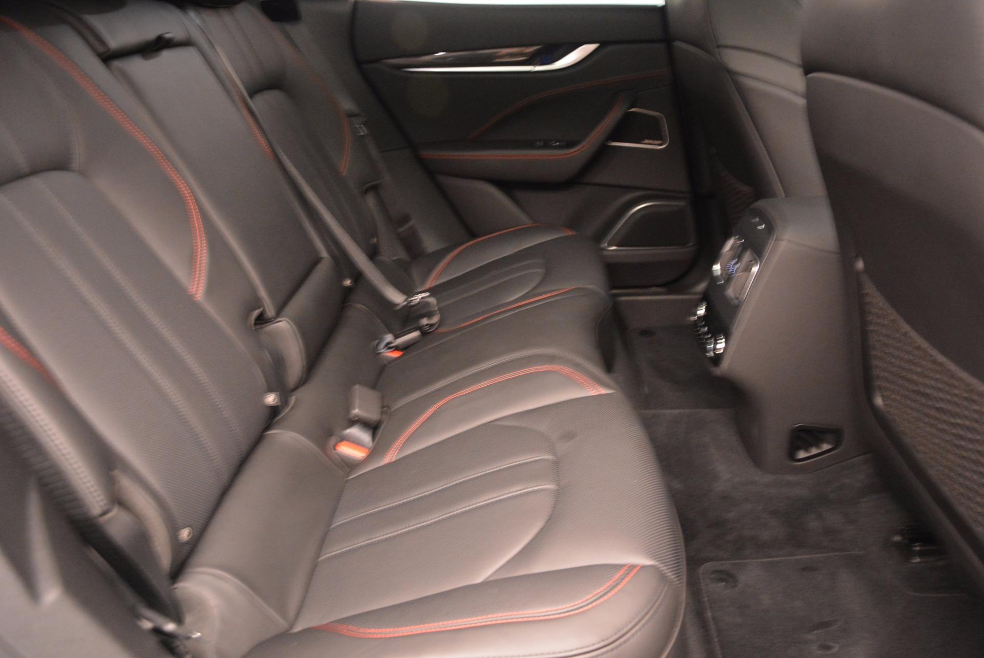 New 2017 Maserati Levante S For Sale In Greenwich, CT 1089_p25