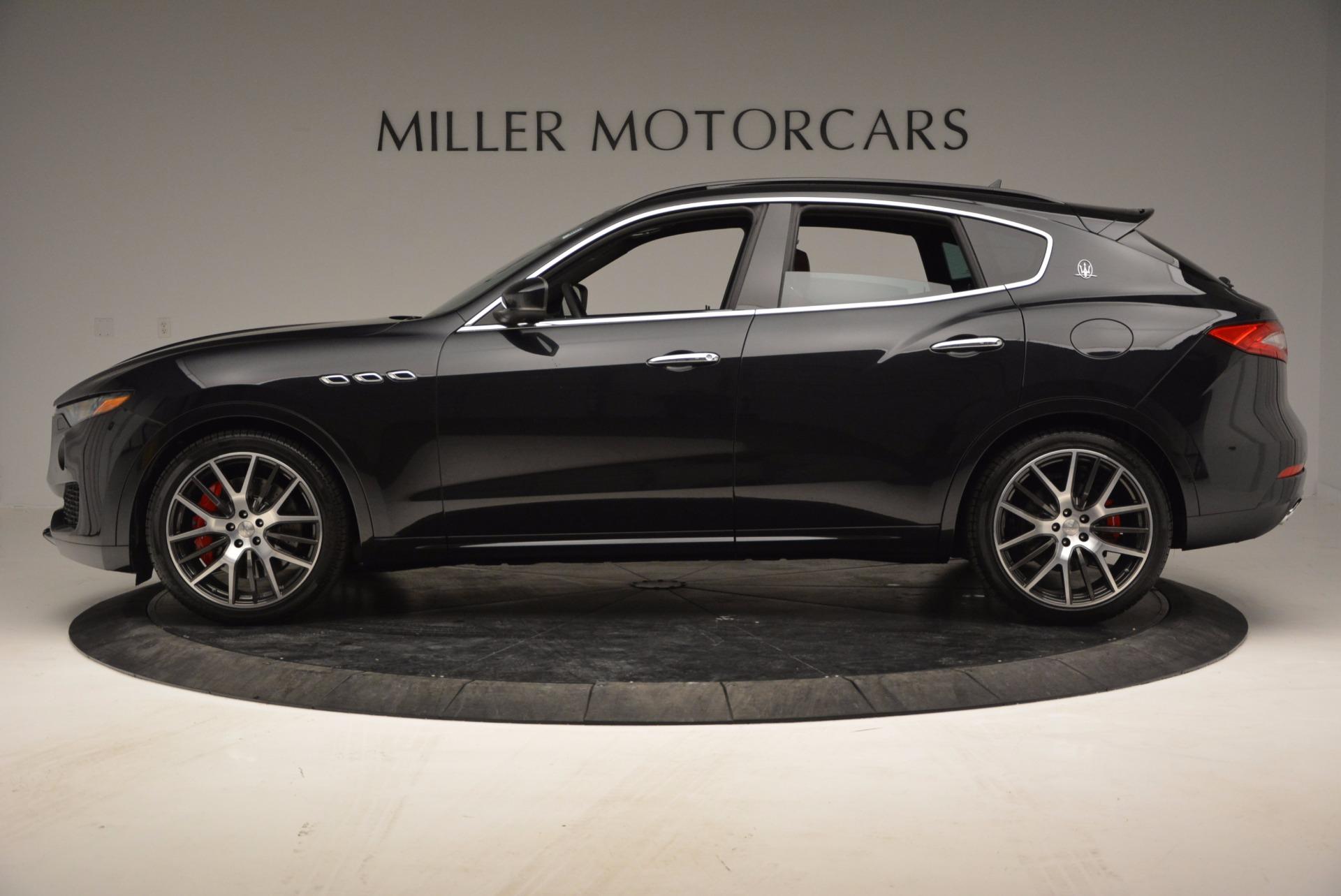 New 2017 Maserati Levante S For Sale In Greenwich, CT 1089_p3