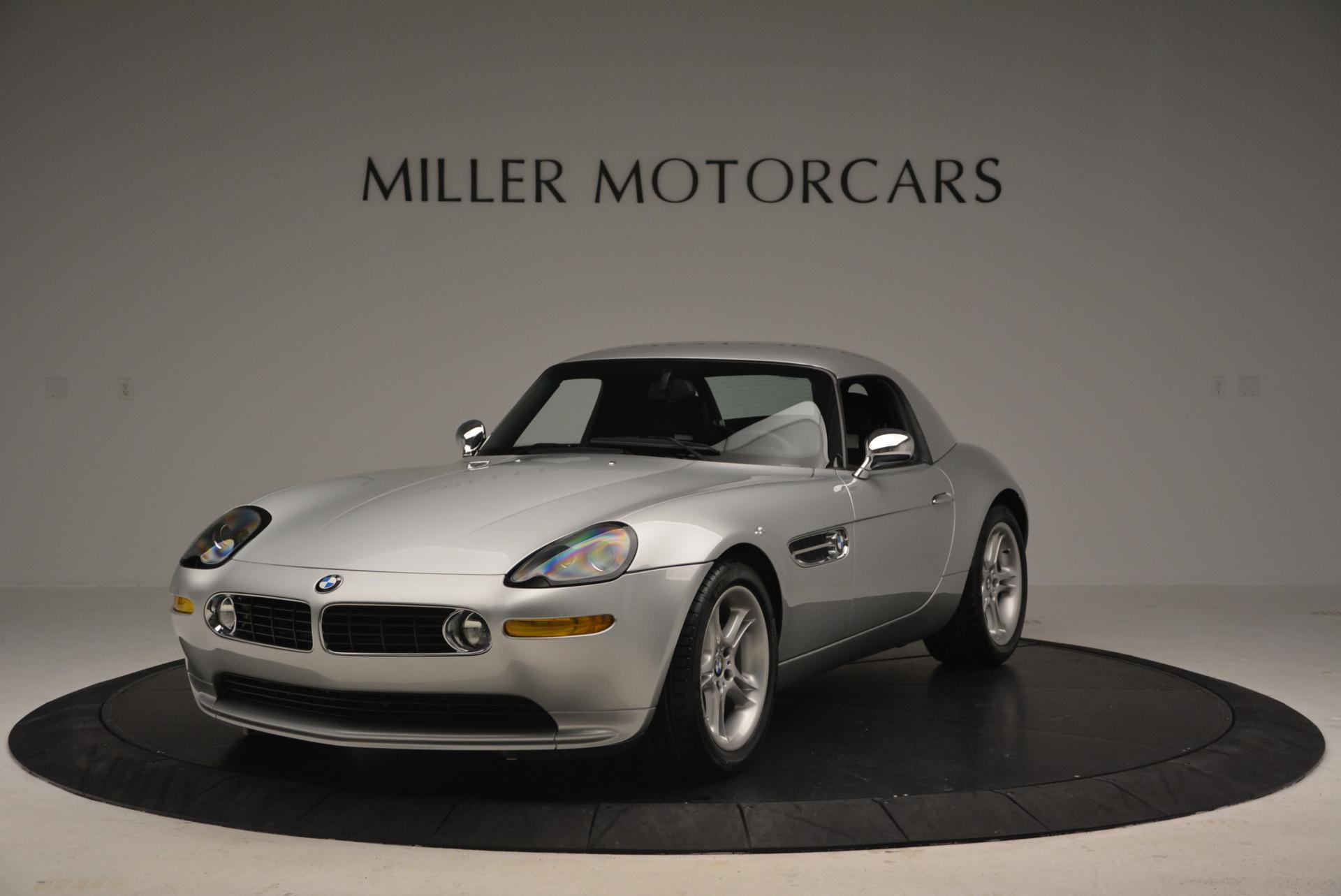 Used 2000 BMW Z8  For Sale In Greenwich, CT 109_p13