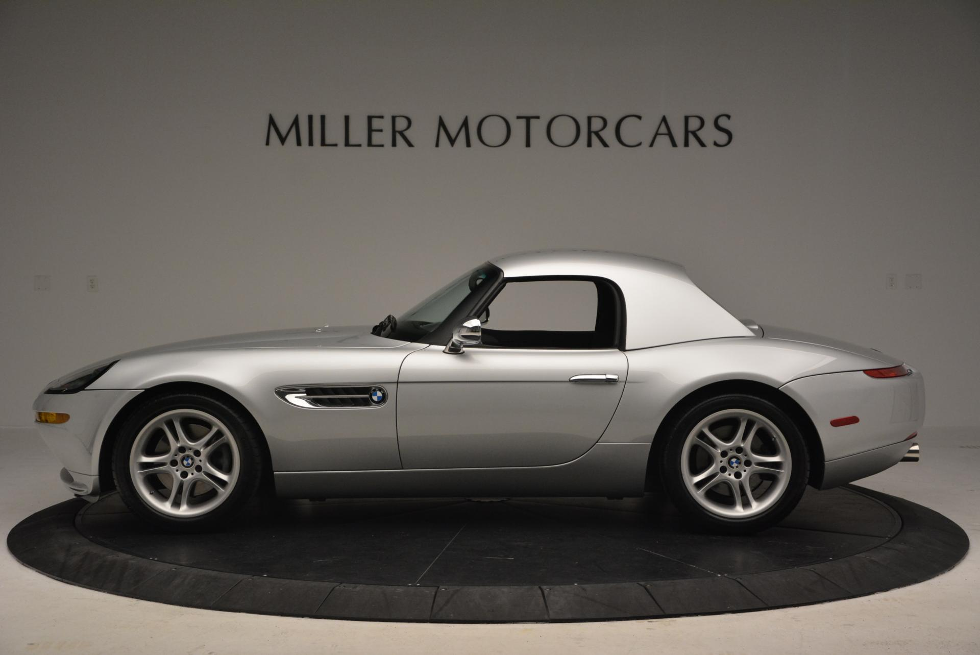 Used 2000 BMW Z8  For Sale In Greenwich, CT 109_p15