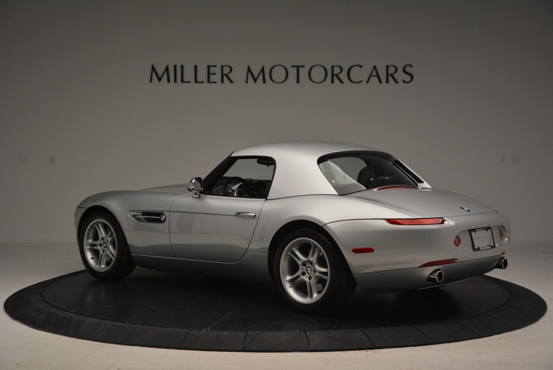 Used 2000 BMW Z8  For Sale In Greenwich, CT 109_p16
