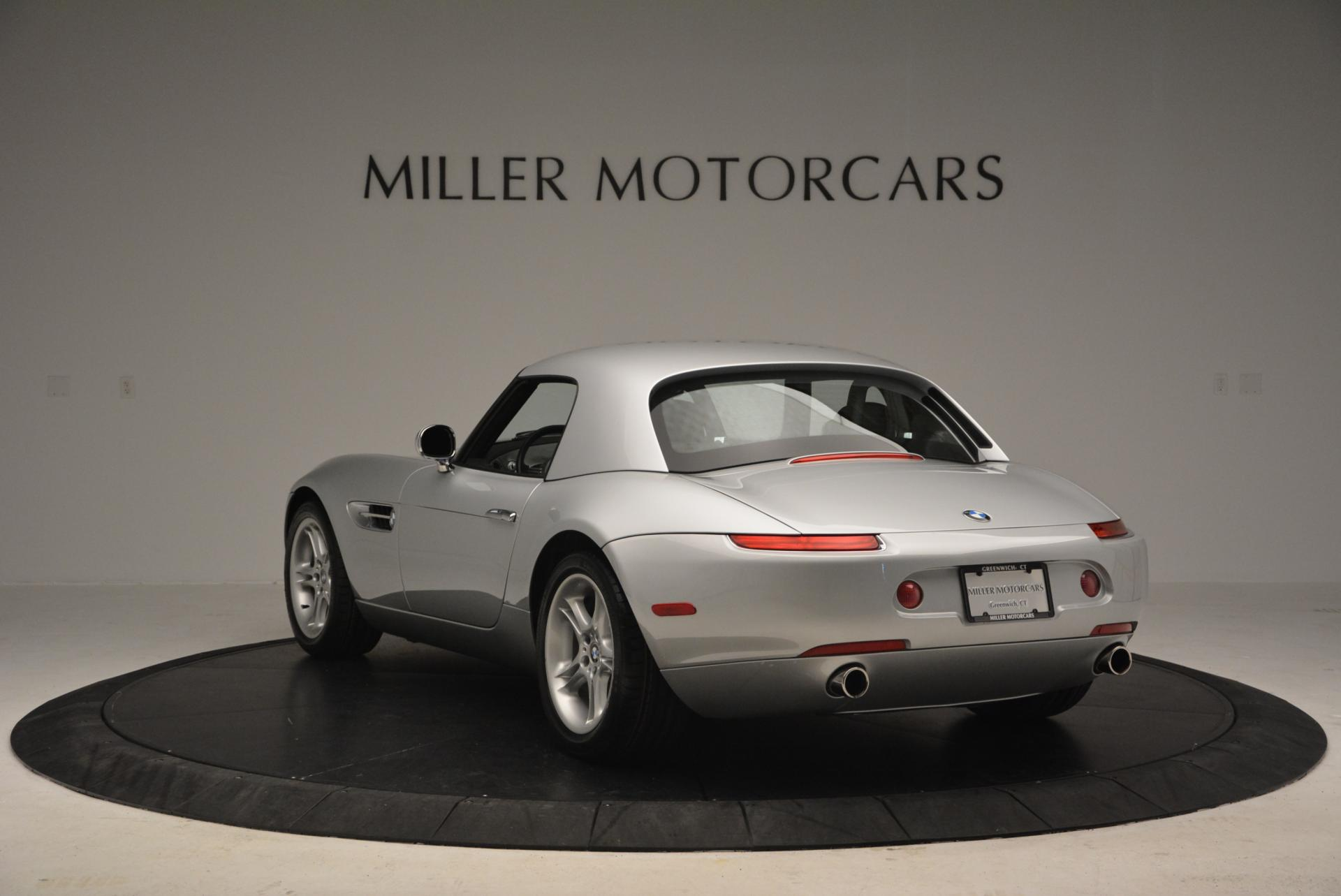 Used 2000 BMW Z8  For Sale In Greenwich, CT 109_p17