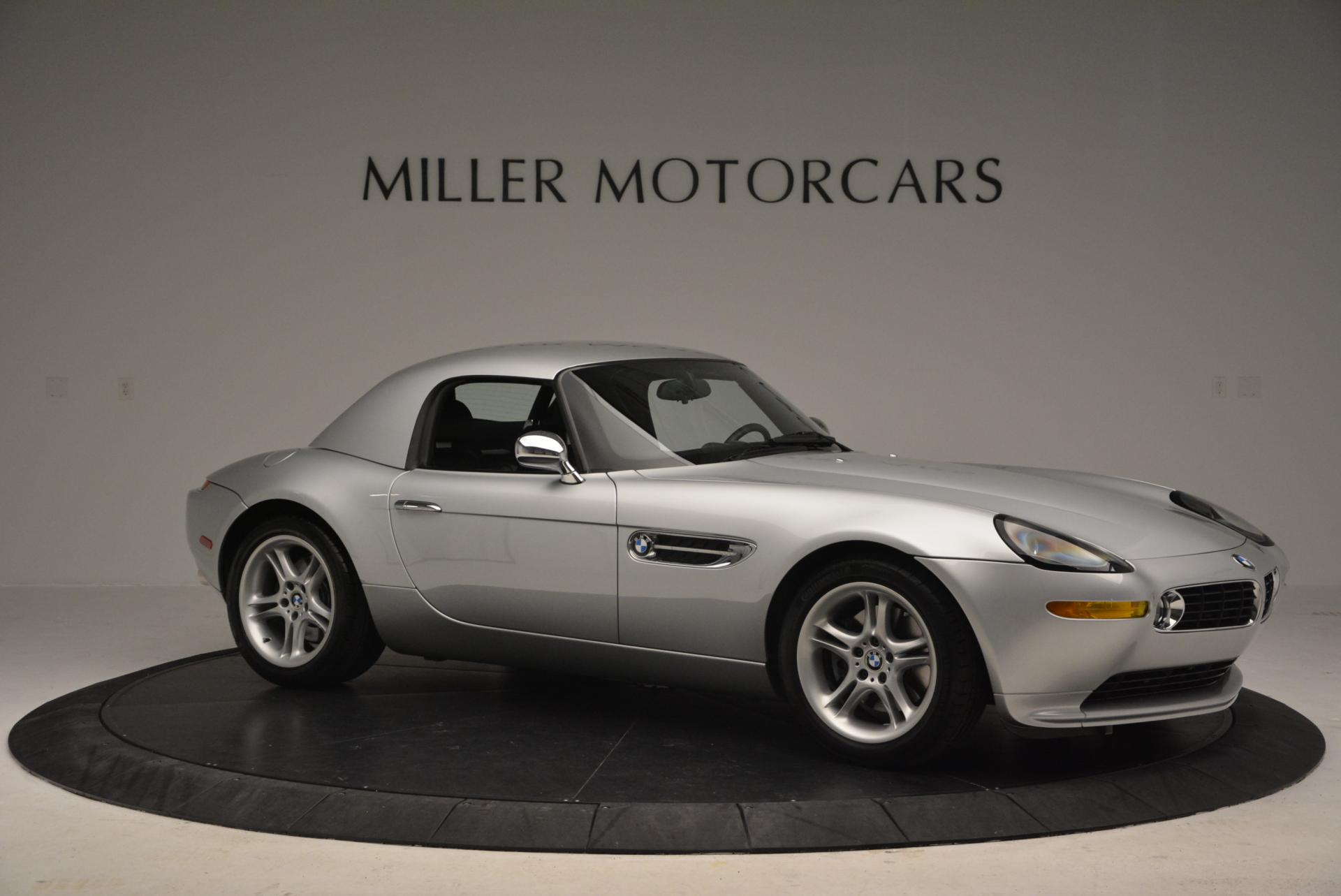 Used 2000 BMW Z8  For Sale In Greenwich, CT 109_p22