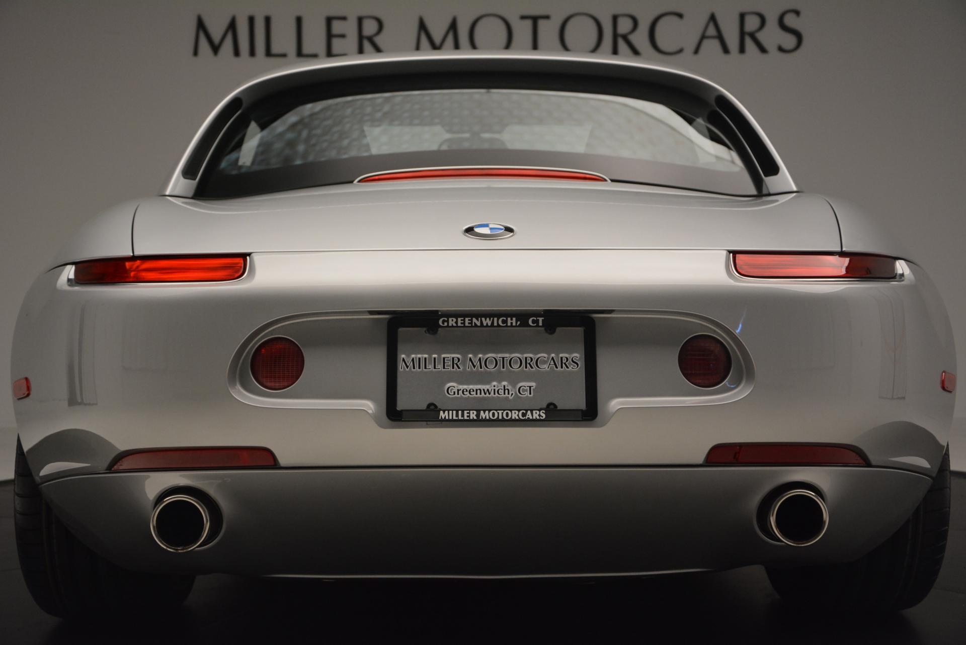 Used 2000 BMW Z8  For Sale In Greenwich, CT 109_p26