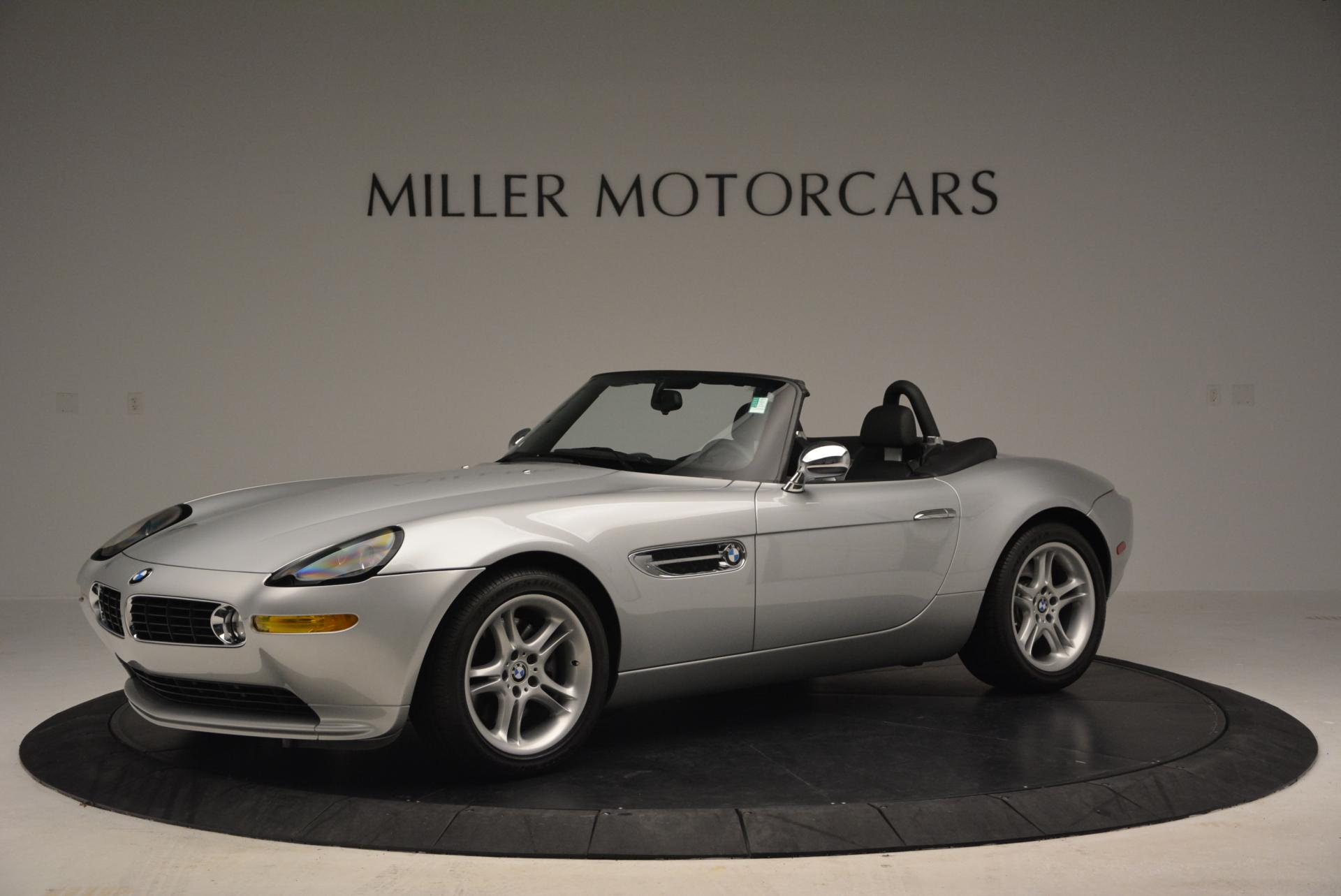 Used 2000 BMW Z8  For Sale In Greenwich, CT 109_p2