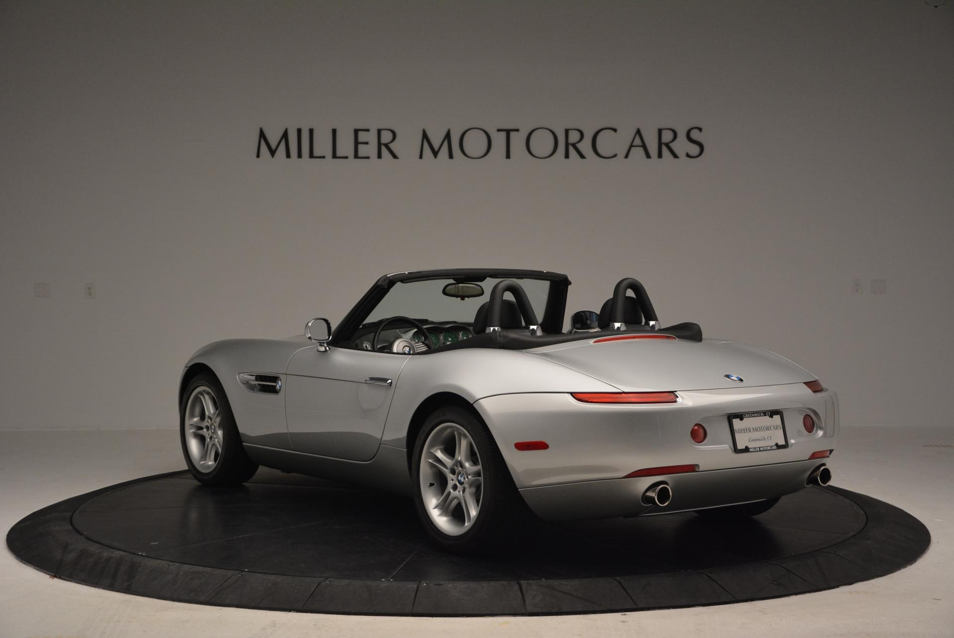 Used 2000 BMW Z8  For Sale In Greenwich, CT 109_p5