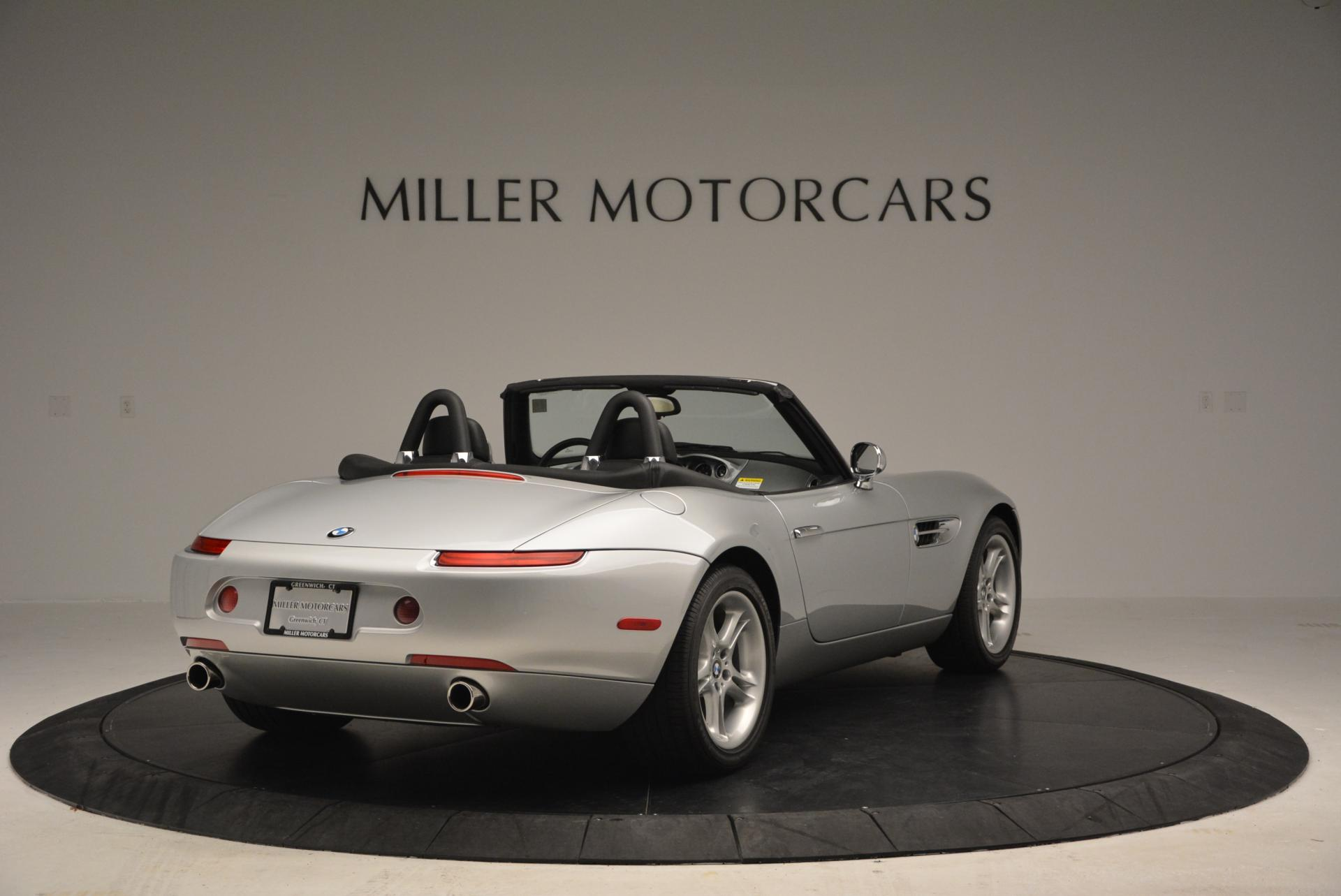 Used 2000 BMW Z8  For Sale In Greenwich, CT 109_p7