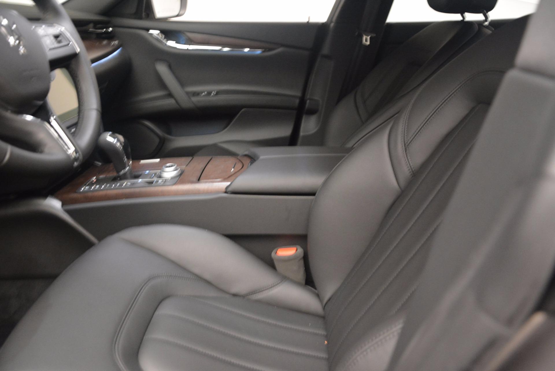 New 2017 Maserati Quattroporte SQ4 For Sale In Greenwich, CT 1090_p14