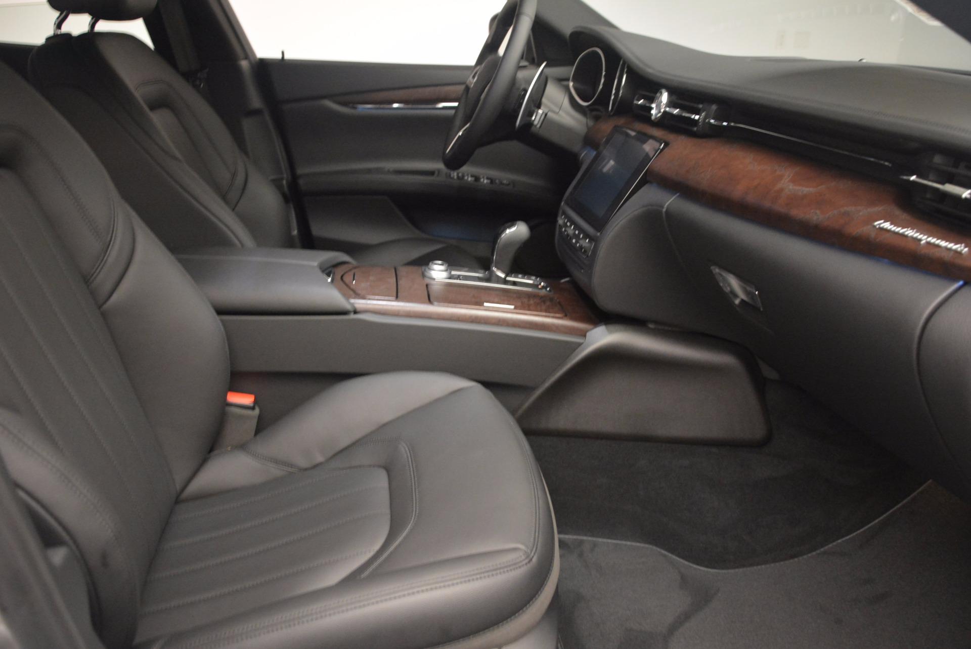 New 2017 Maserati Quattroporte SQ4 For Sale In Greenwich, CT 1090_p23