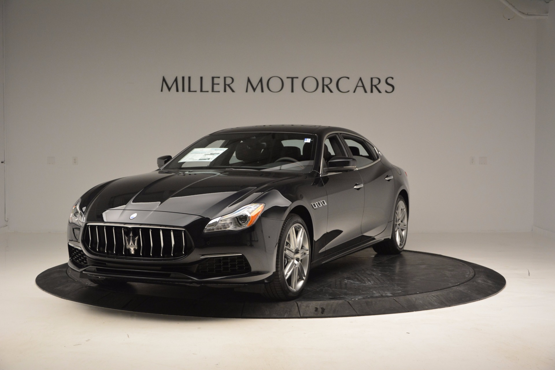 New 2017 Maserati Quattroporte S Q4 For Sale In Greenwich, CT 1092_main