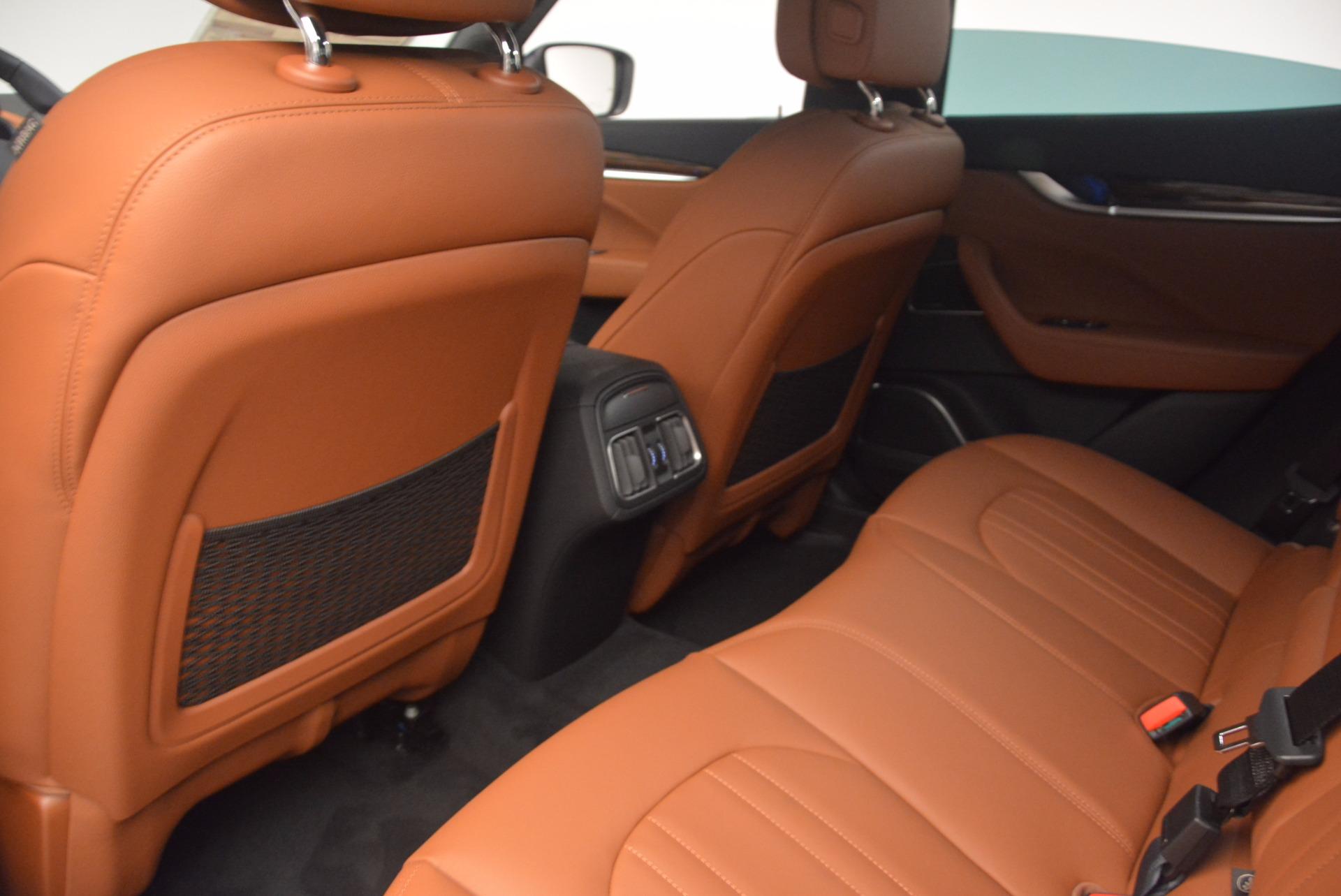 New 2017 Maserati Levante  For Sale In Greenwich, CT 1095_p17