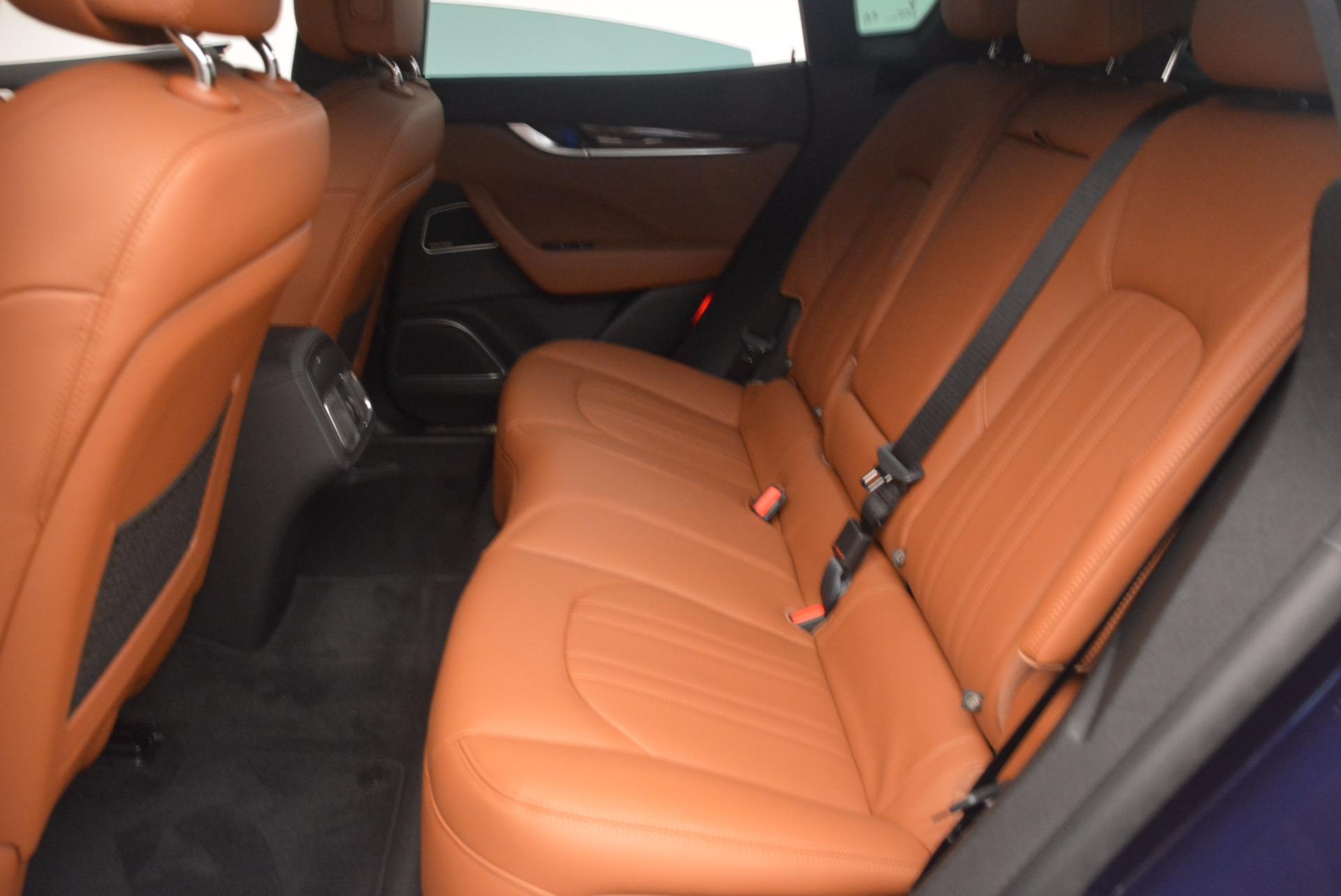 New 2017 Maserati Levante  For Sale In Greenwich, CT 1095_p18
