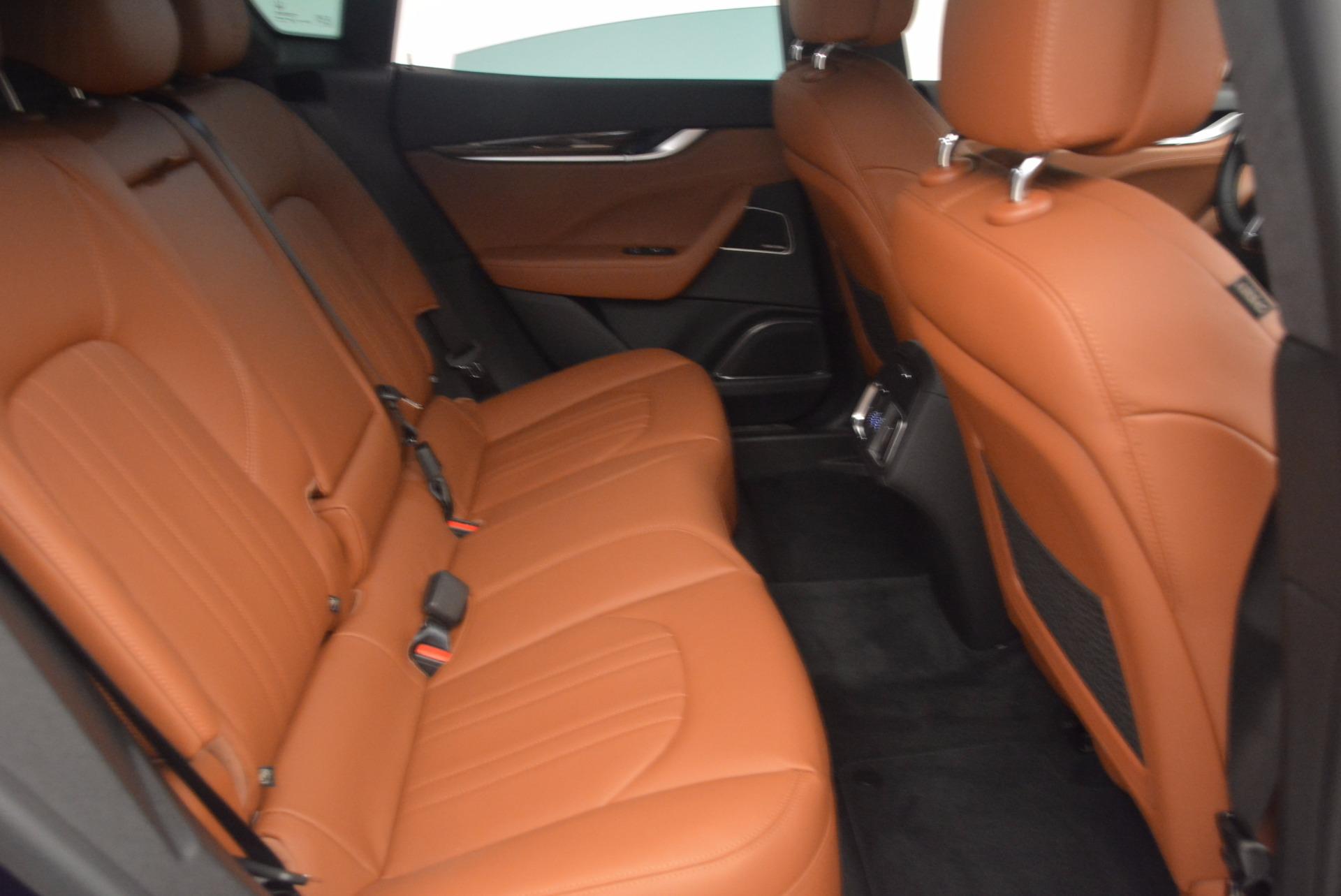 New 2017 Maserati Levante  For Sale In Greenwich, CT 1095_p20