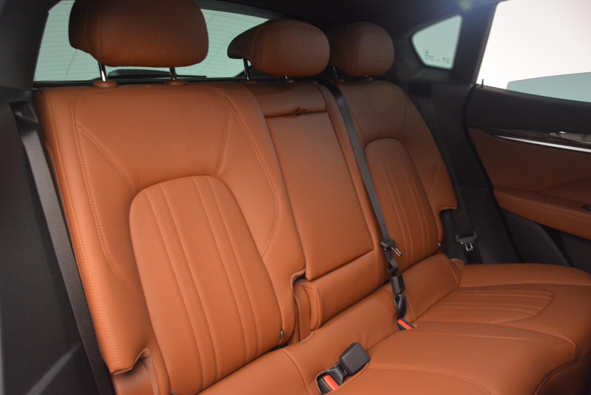 New 2017 Maserati Levante  For Sale In Greenwich, CT 1095_p21