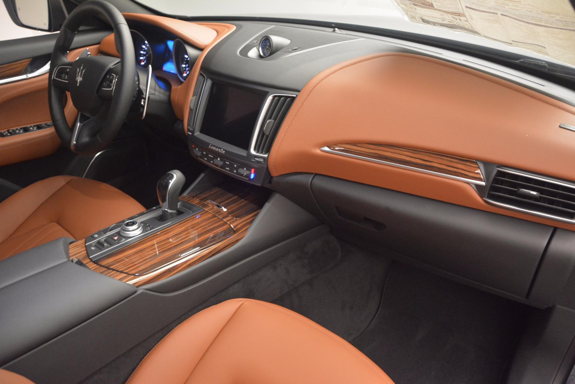 New 2017 Maserati Levante  For Sale In Greenwich, CT 1095_p23
