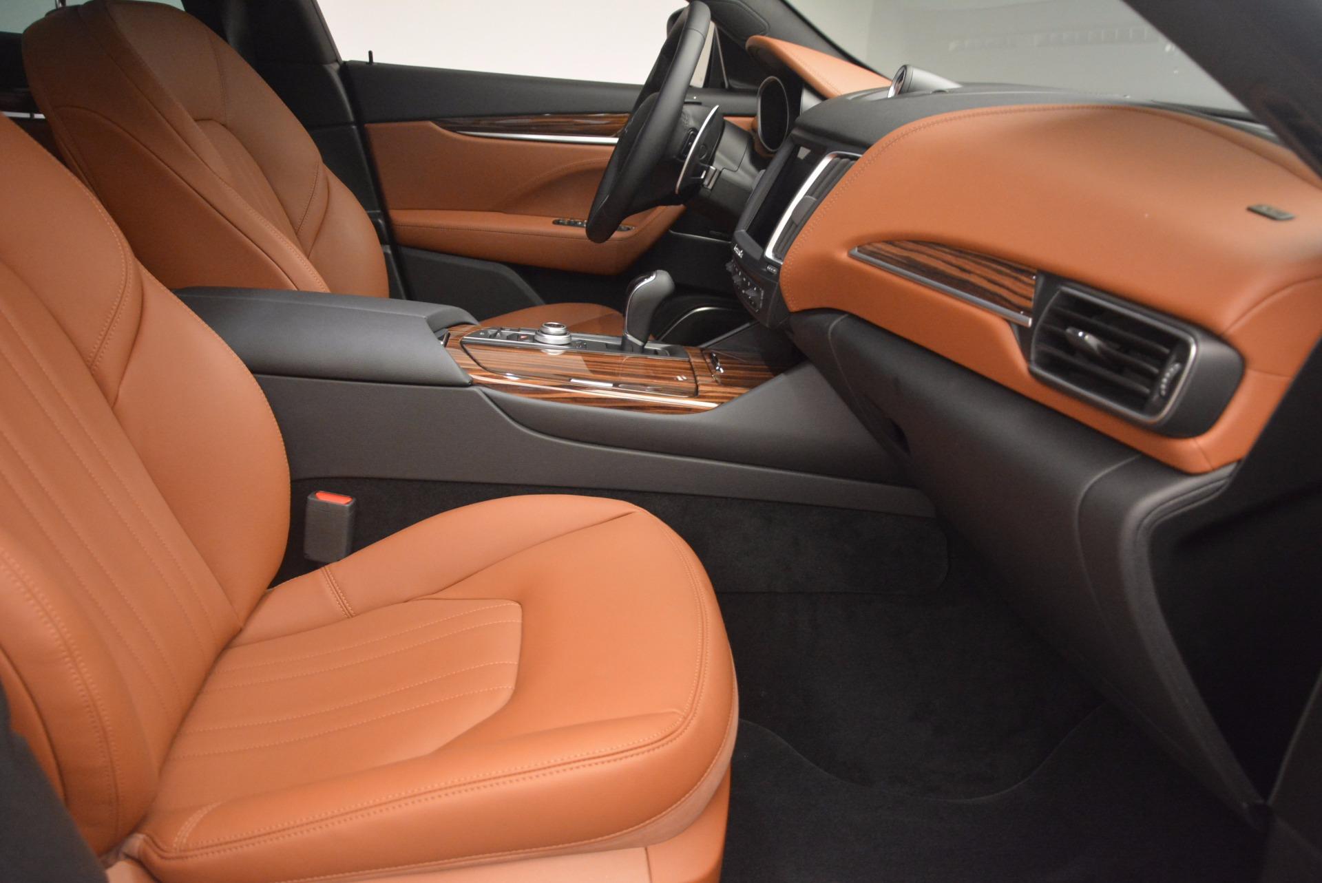 New 2017 Maserati Levante  For Sale In Greenwich, CT 1095_p24