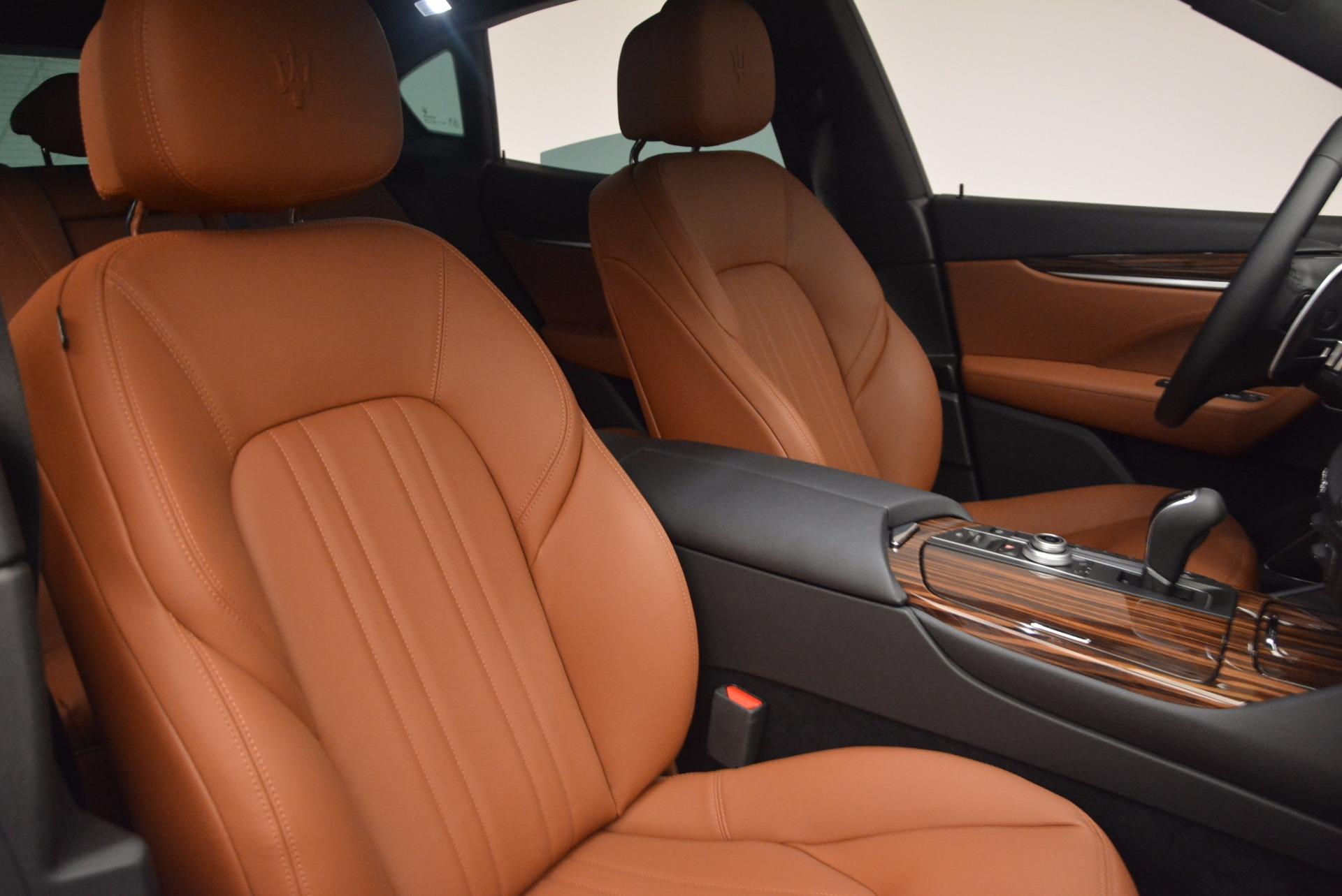 New 2017 Maserati Levante  For Sale In Greenwich, CT 1095_p25