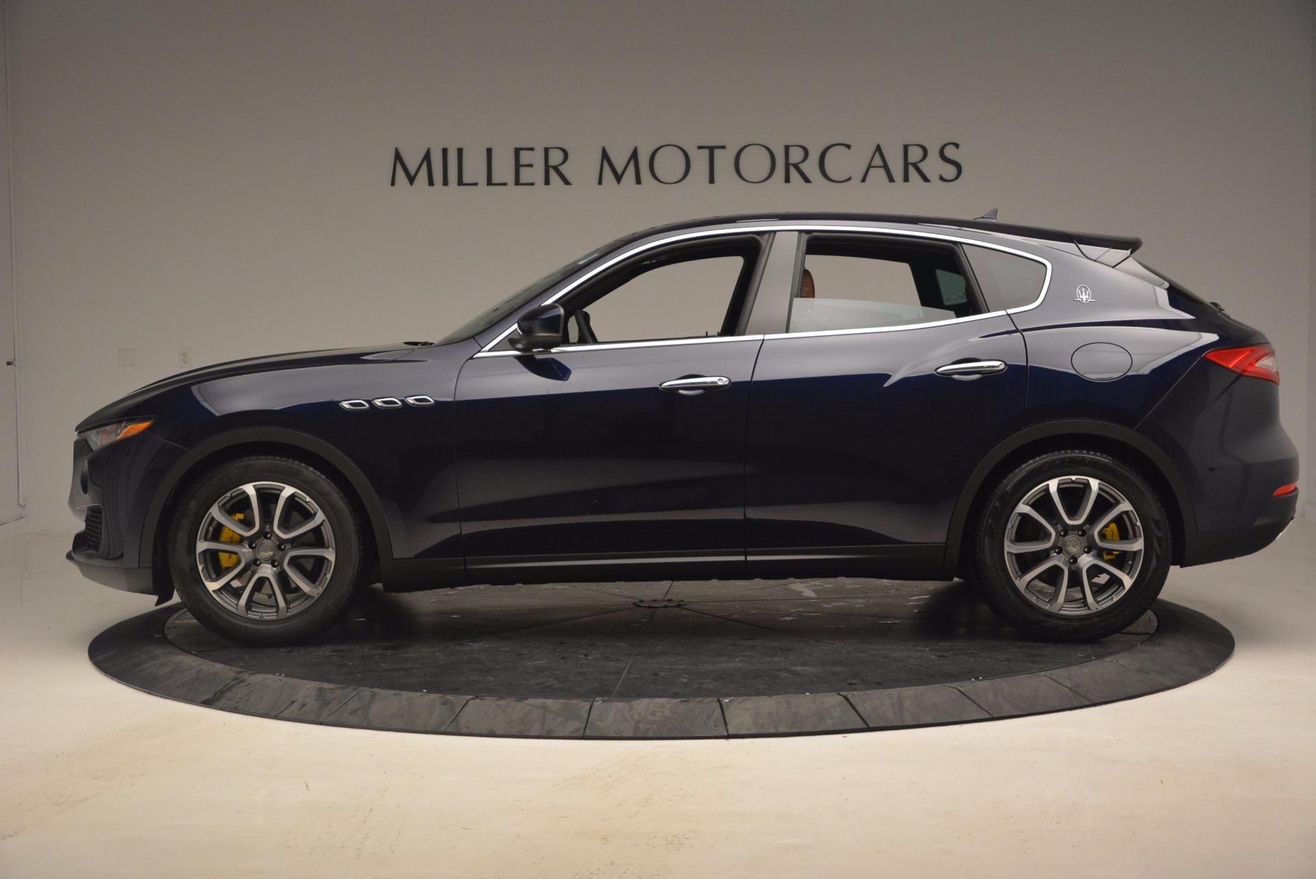 New 2017 Maserati Levante  For Sale In Greenwich, CT 1095_p3