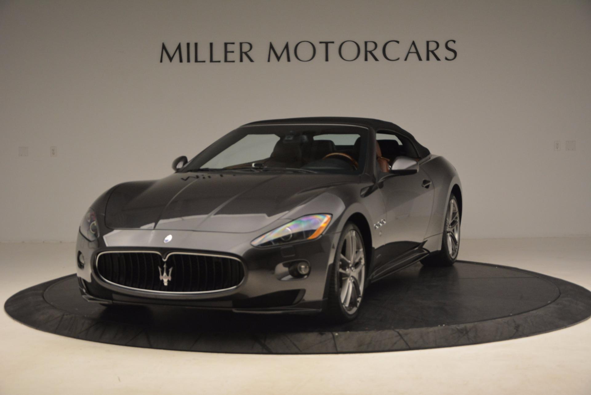 Used 2012 Maserati GranTurismo Sport For Sale In Greenwich, CT 1097_p13