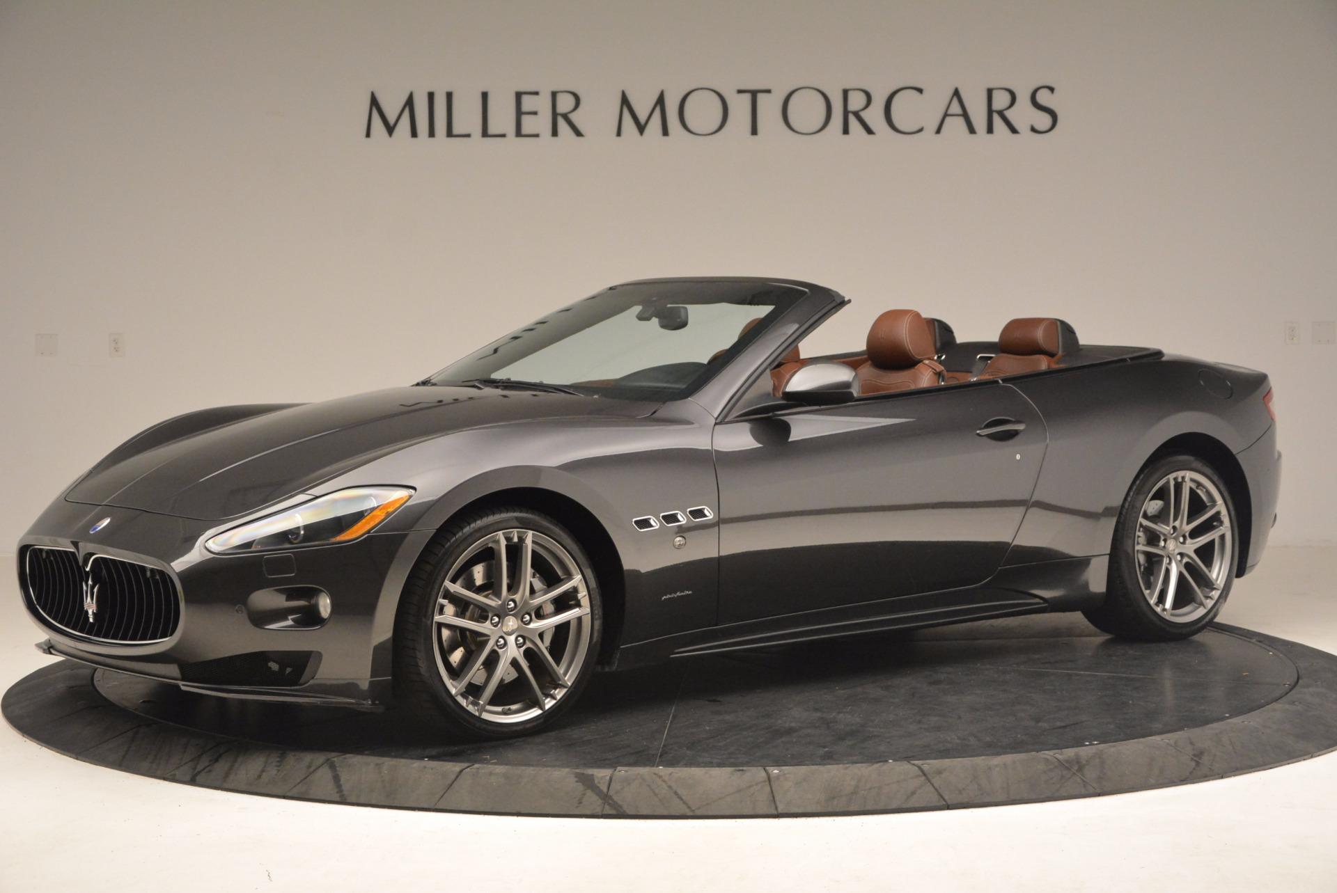 Used 2012 Maserati GranTurismo Sport For Sale In Greenwich, CT 1097_p2