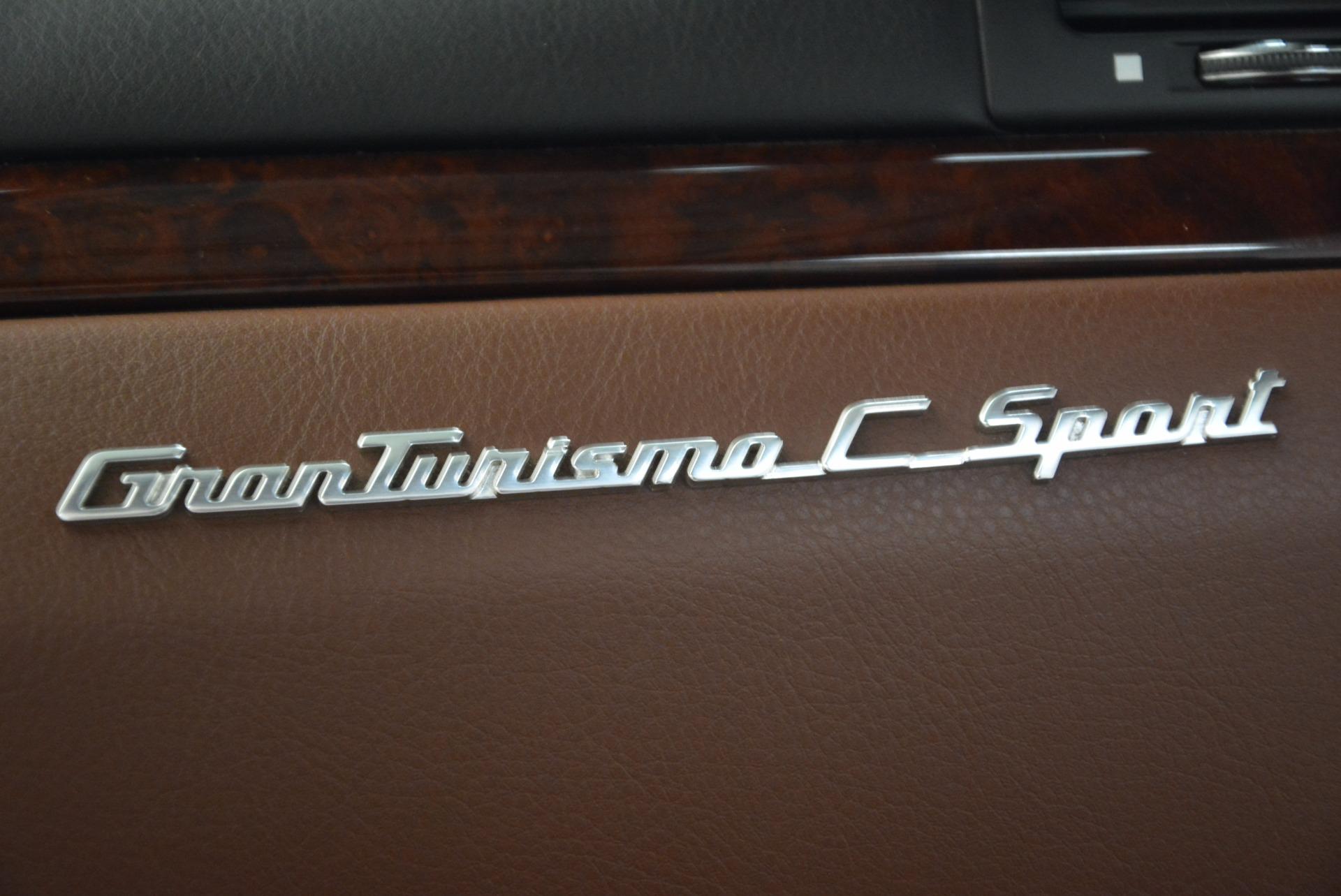 Used 2012 Maserati GranTurismo Sport For Sale In Greenwich, CT 1097_p30