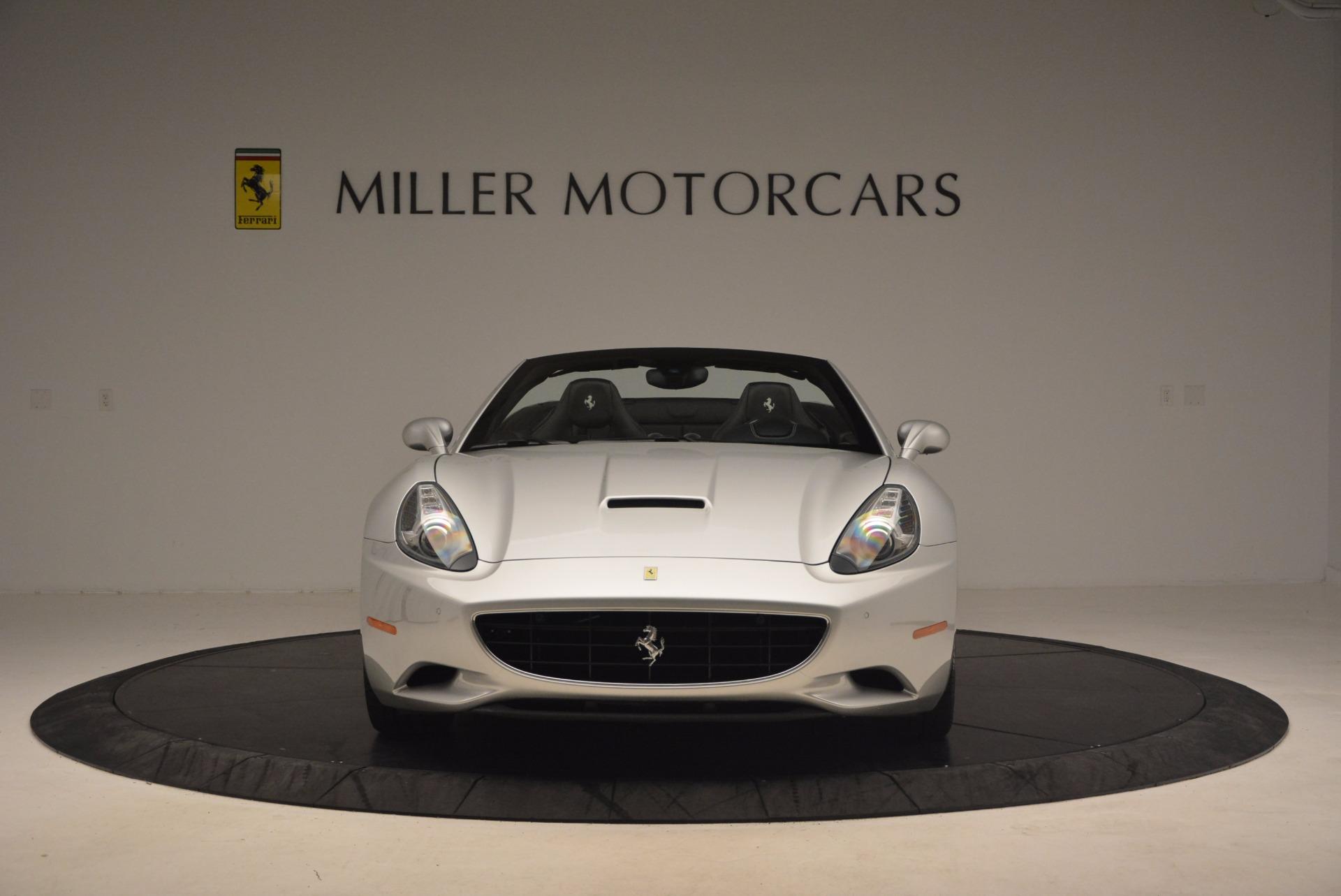 Used 2012 Ferrari California  For Sale In Greenwich, CT 1098_p12