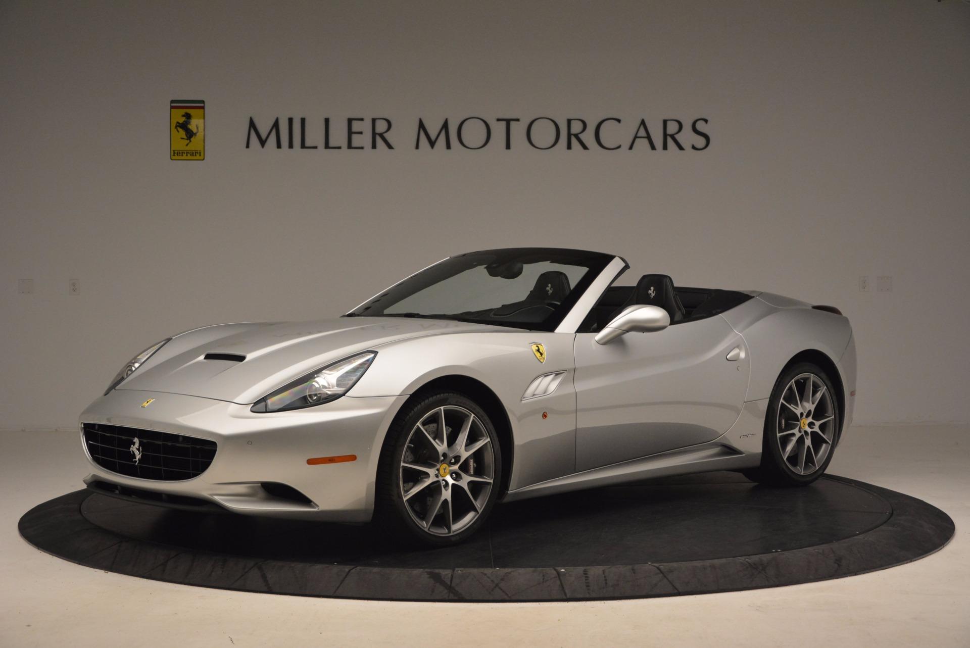 Used 2012 Ferrari California  For Sale In Greenwich, CT 1098_p2