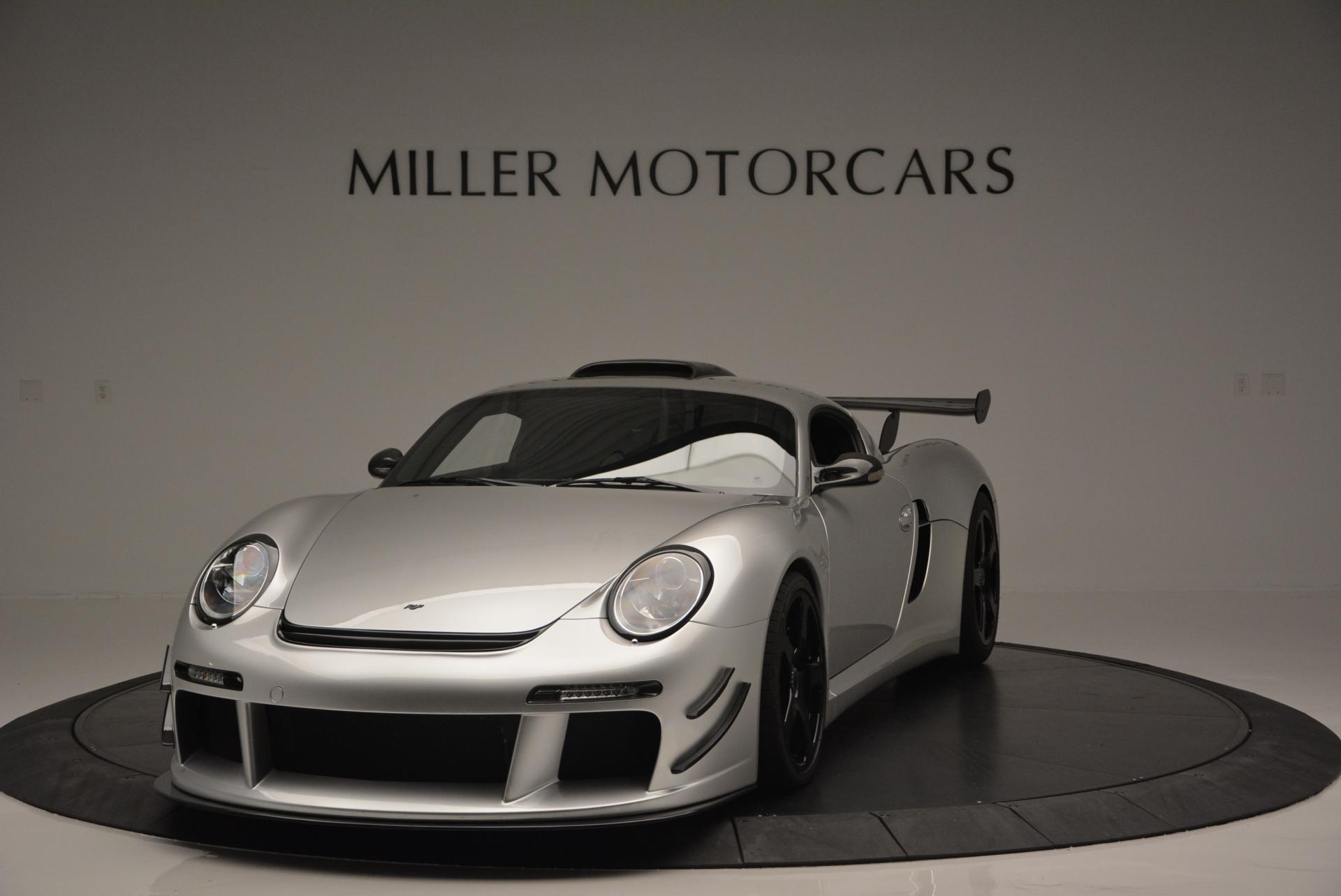 Used 2012 Porsche RUF CTR-3 Clubsport For Sale In Greenwich, CT 110_main