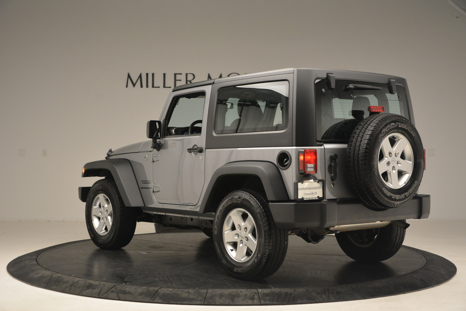 Used 2015 Jeep Wrangler Sport For Sale In Greenwich, CT 1101_p5