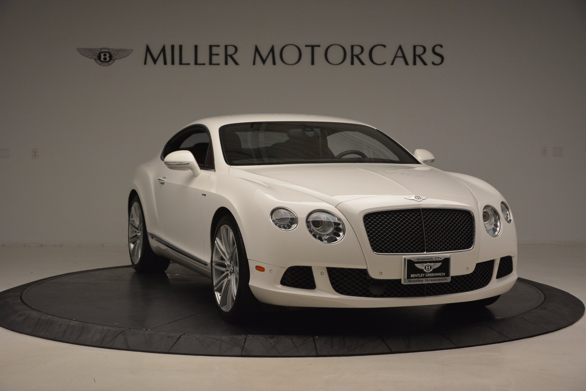 Used 2014 Bentley Continental GT Speed For Sale In Greenwich, CT 1102_p12