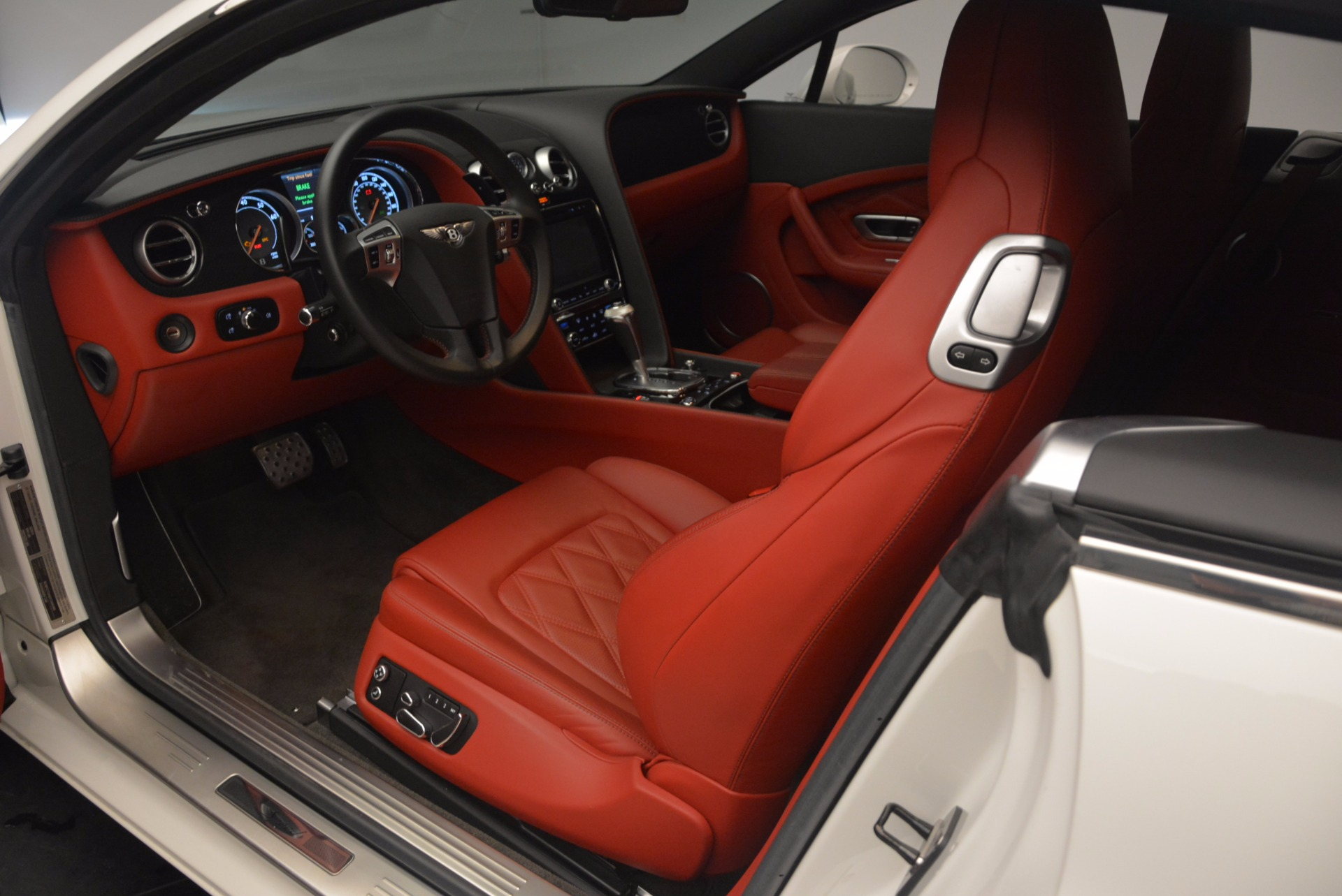 Used 2014 Bentley Continental GT Speed For Sale In Greenwich, CT 1102_p22