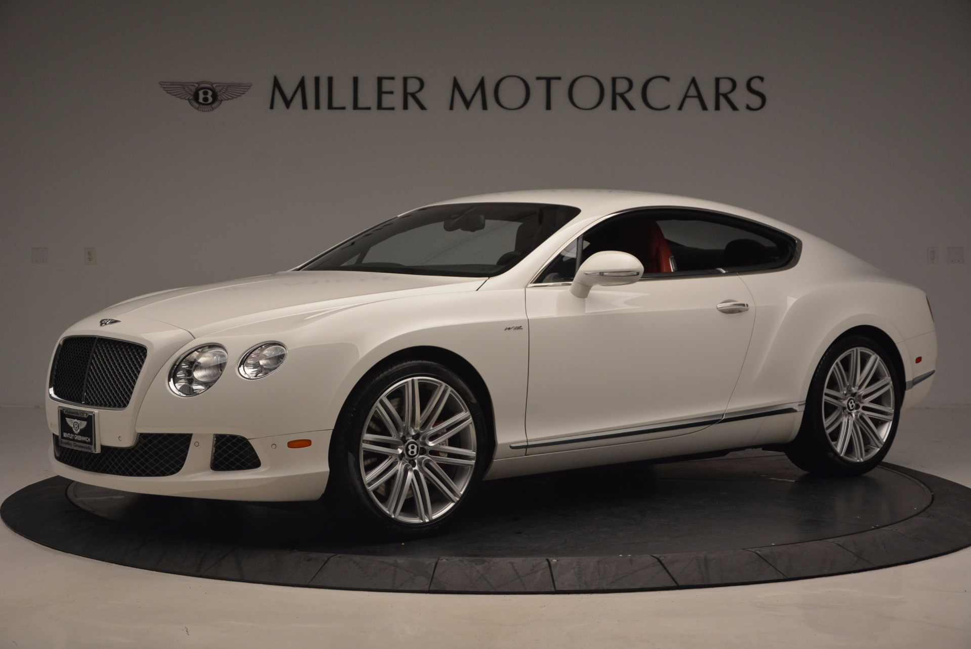 Used 2014 Bentley Continental GT Speed For Sale In Greenwich, CT 1102_p3