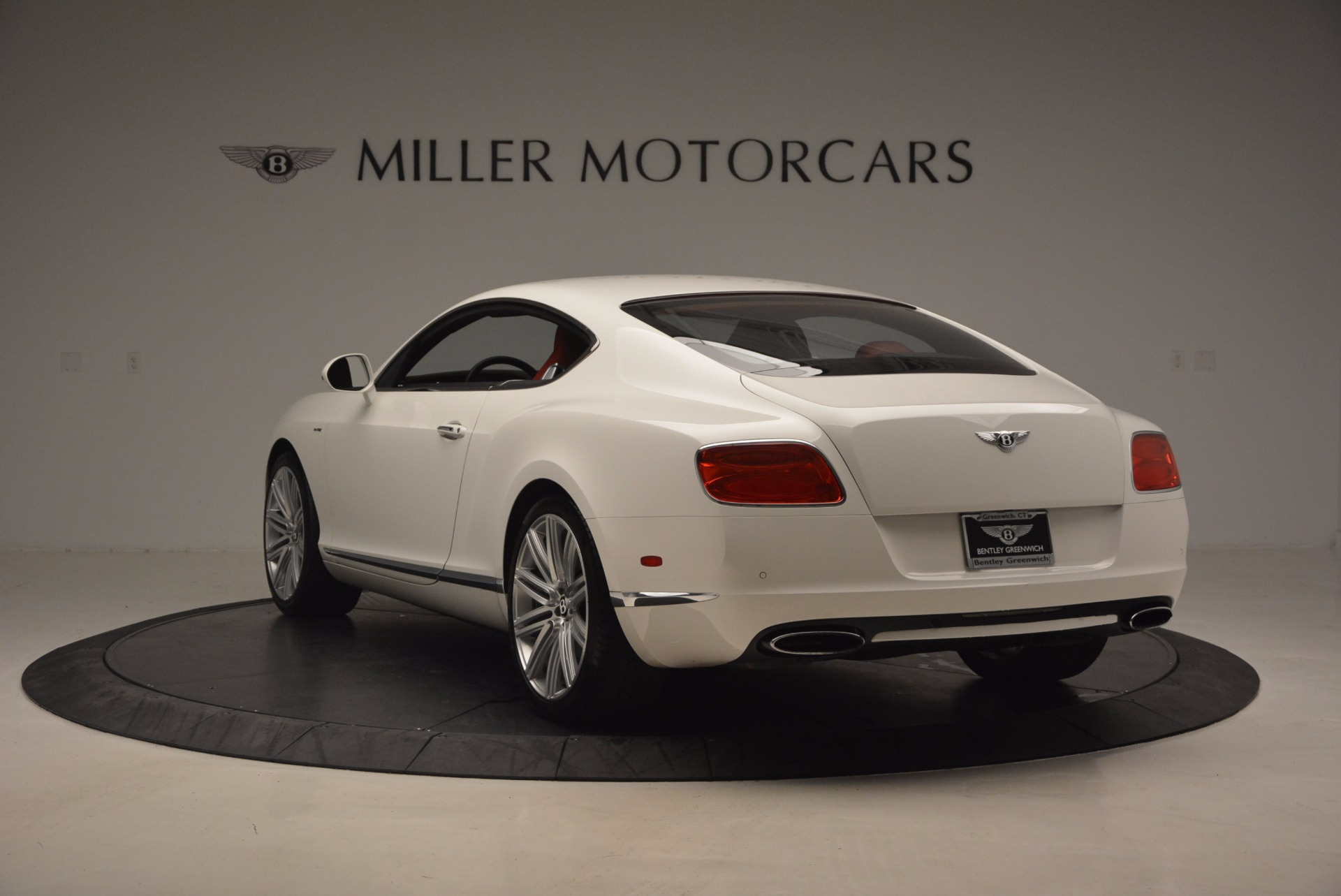Used 2014 Bentley Continental GT Speed For Sale In Greenwich, CT 1102_p6