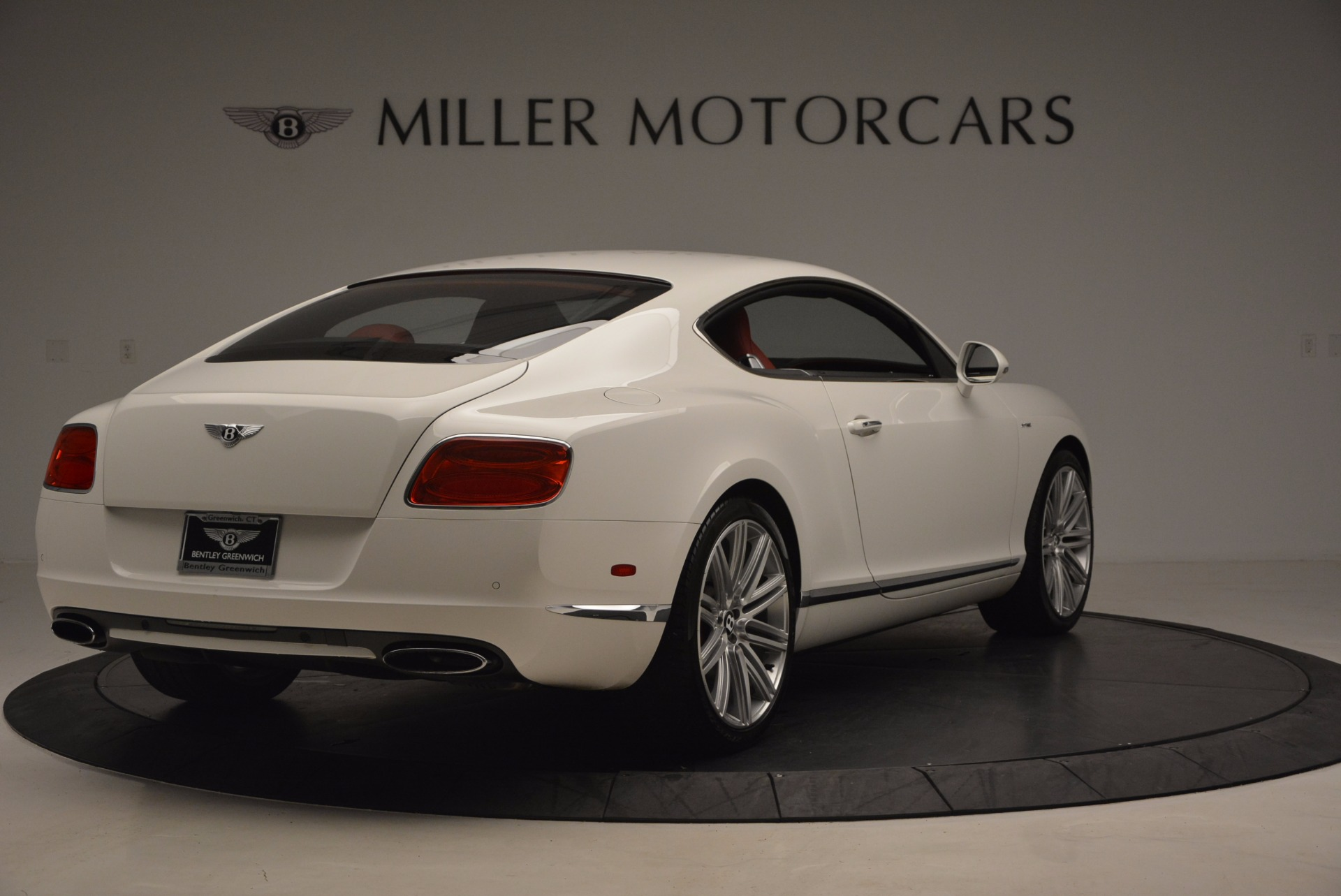 Used 2014 Bentley Continental GT Speed For Sale In Greenwich, CT 1102_p8