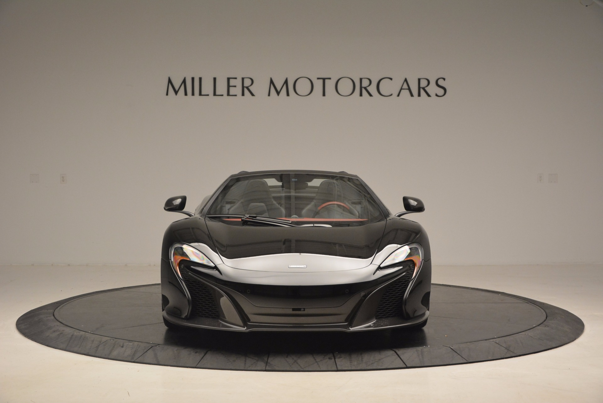 Used 2016 McLaren 650S Spider  For Sale In Greenwich, CT 1103_p12