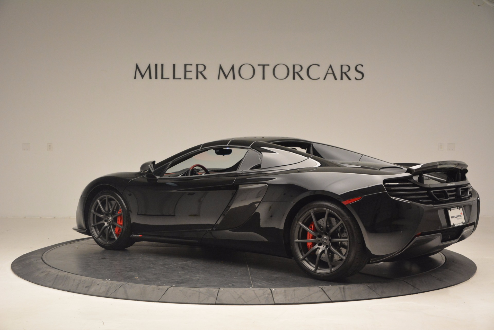 Used 2016 McLaren 650S Spider  For Sale In Greenwich, CT 1103_p15